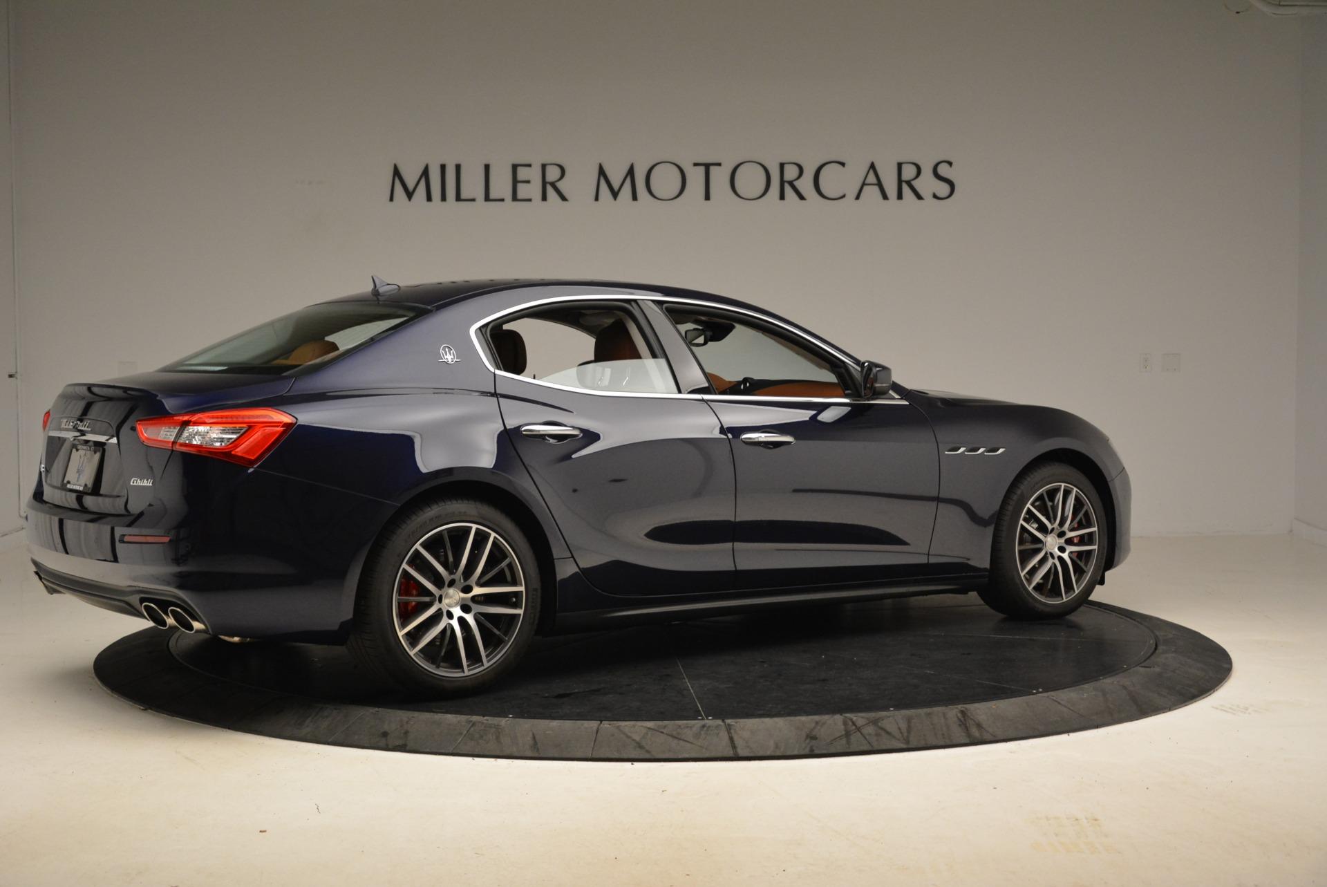 New 2018 Maserati Ghibli S Q4 For Sale In Westport, CT 1702_p8