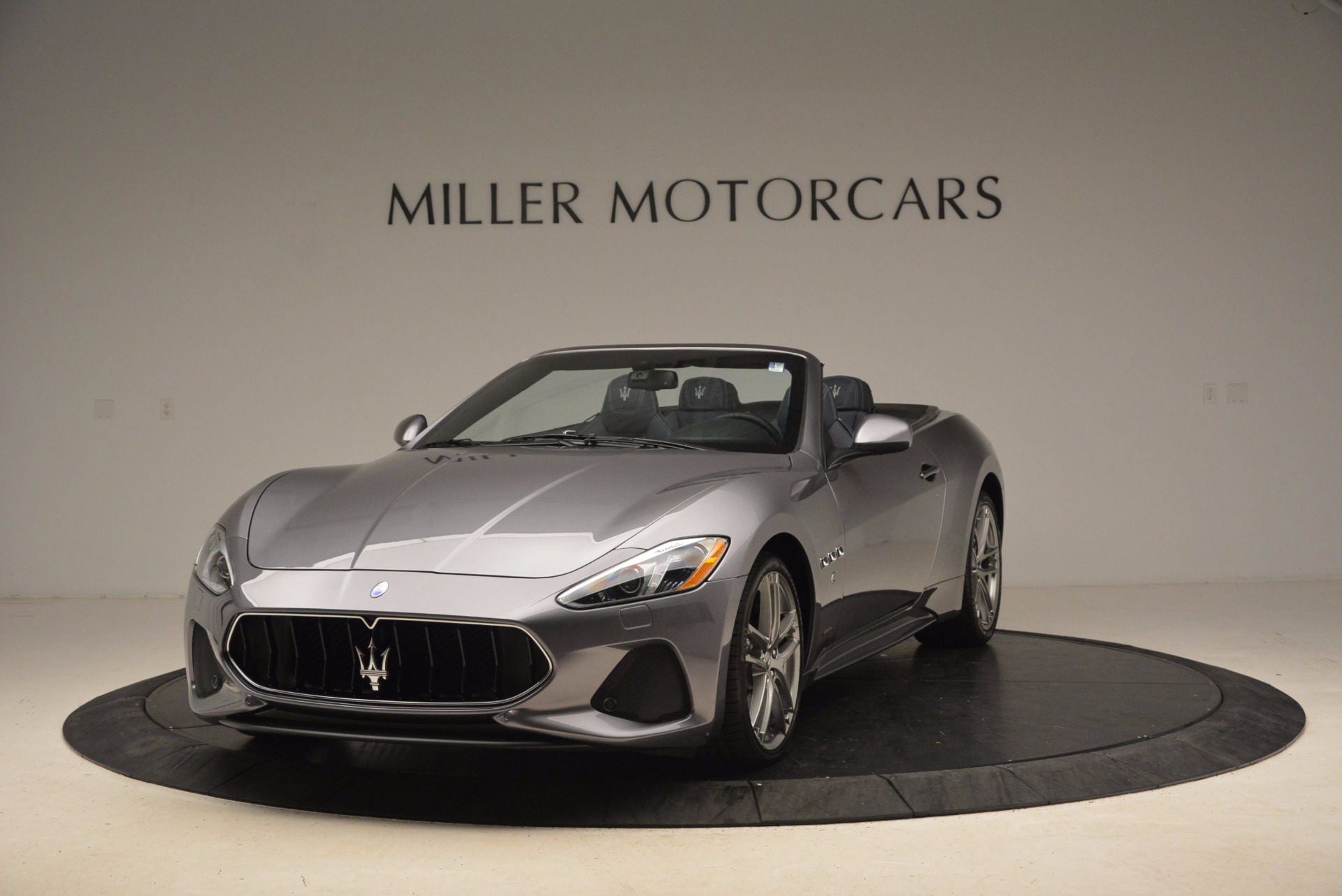 New 2018 Maserati GranTurismo Sport Convertible For Sale In Westport, CT 1703_main