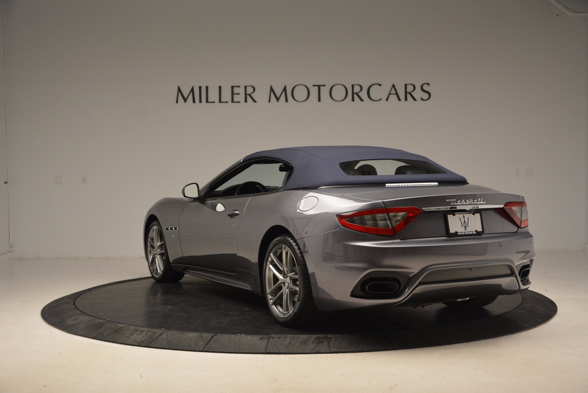 New 2018 Maserati GranTurismo Sport Convertible For Sale In Westport, CT 1703_p10