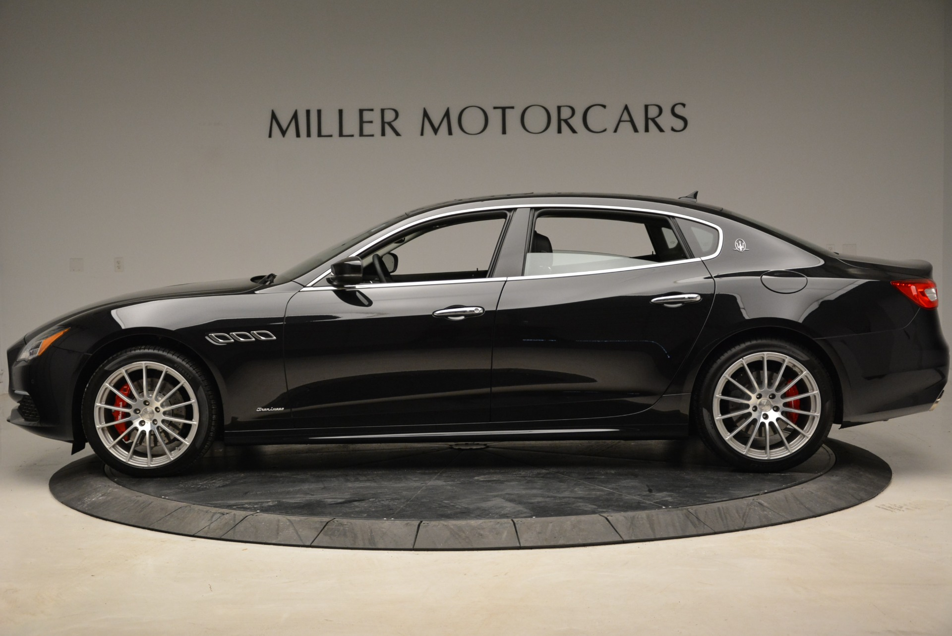 New 2018 Maserati Quattroporte S Q4 GranLusso For Sale In Westport, CT 1705_p3
