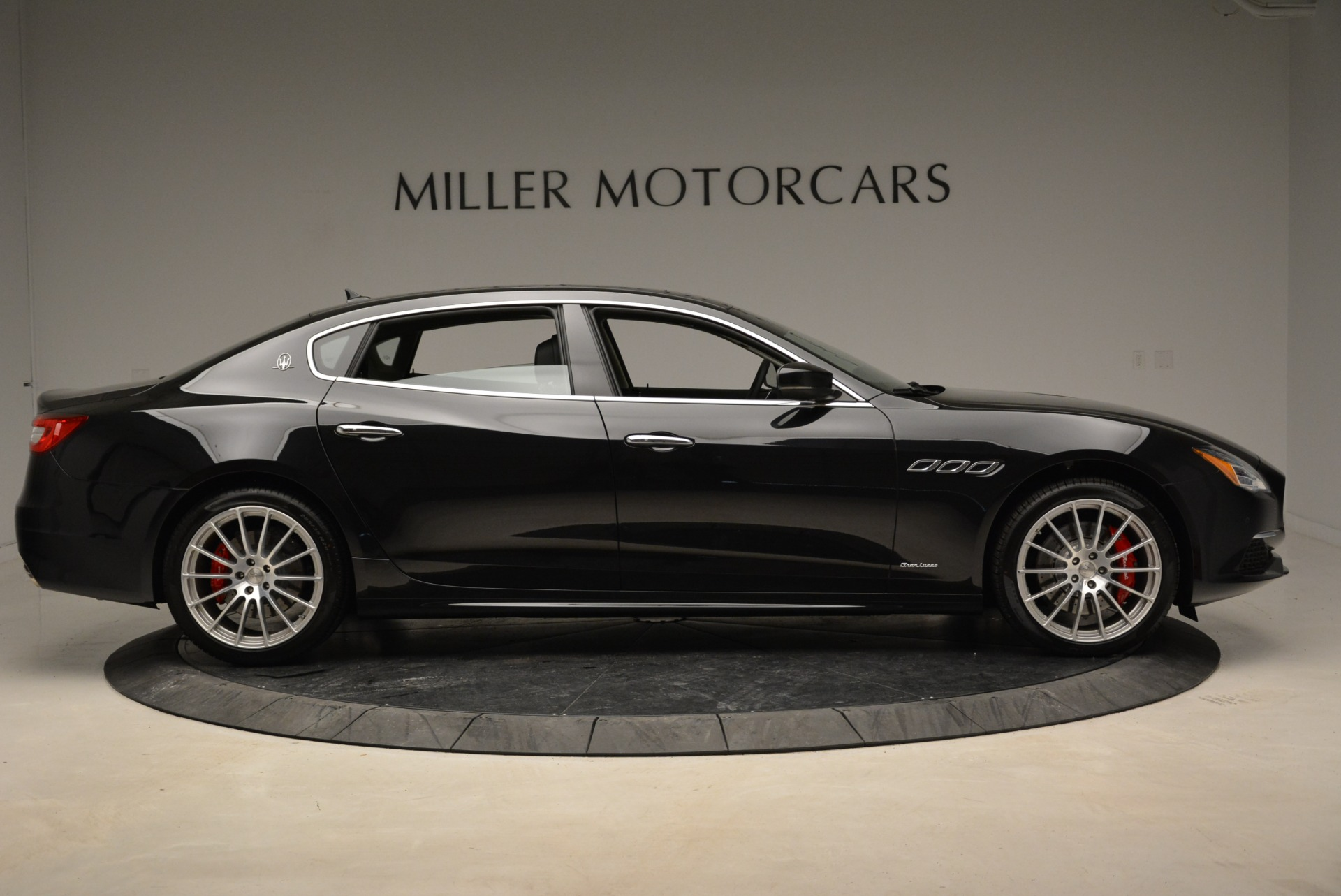 New 2018 Maserati Quattroporte S Q4 GranLusso For Sale In Westport, CT 1705_p9