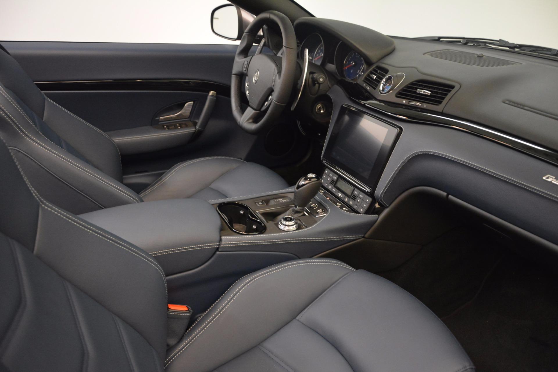 New 2018 Maserati GranTurismo Sport For Sale In Westport, CT 1707_p33