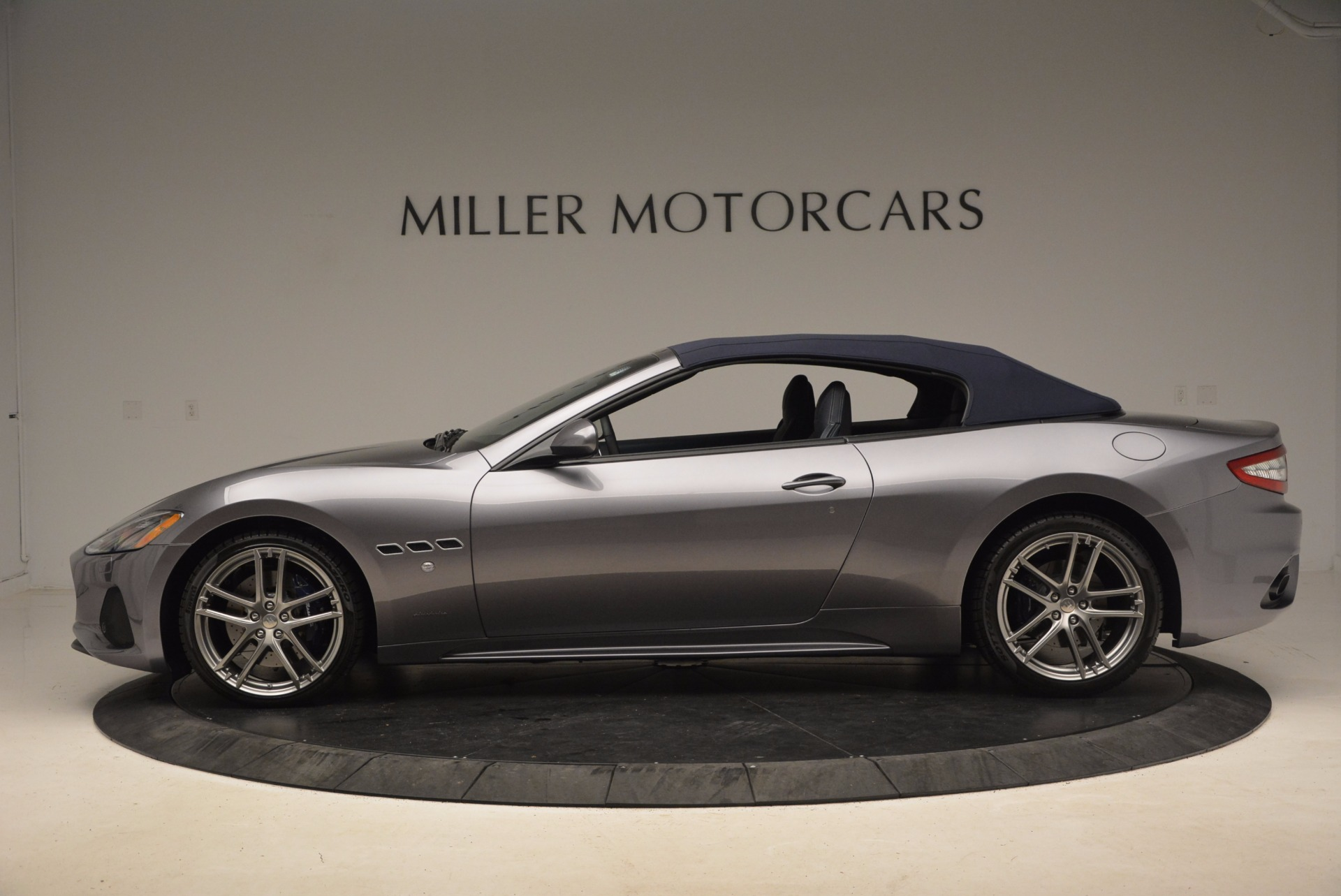 New 2018 Maserati GranTurismo Sport For Sale In Westport, CT 1707_p3