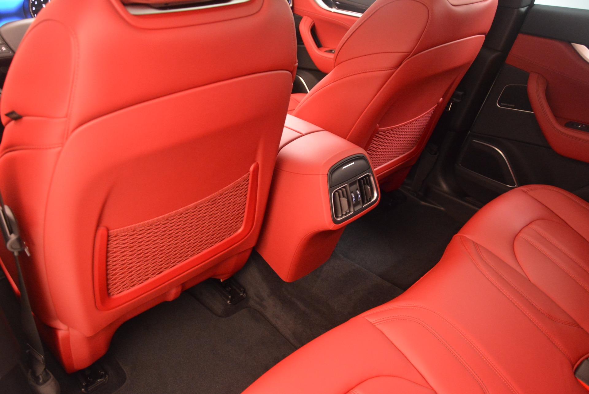 New 2018 Maserati Levante Q4 GranLusso For Sale In Westport, CT 1708_p16
