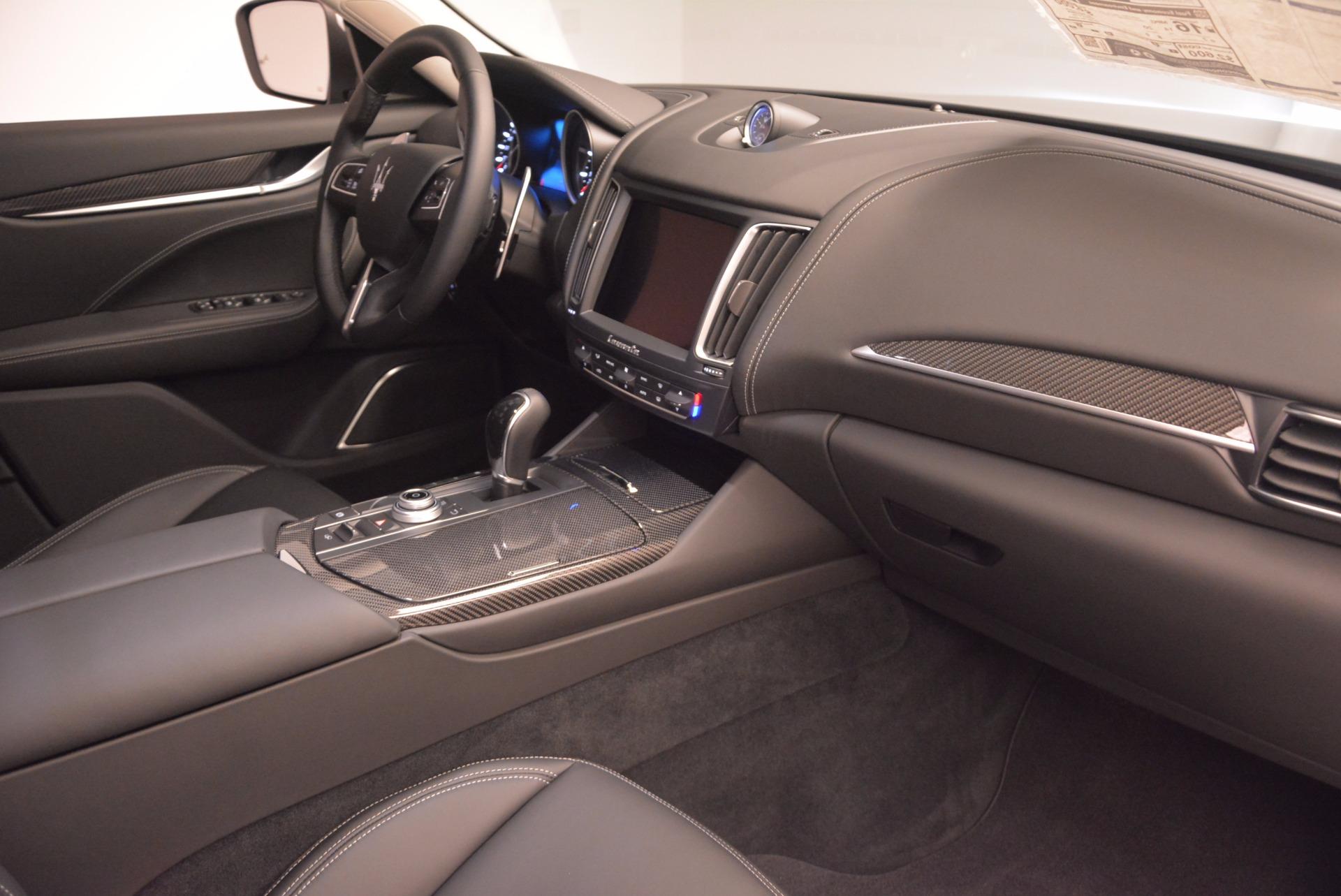 New 2018 Maserati Levante Q4 GranLusso For Sale In Westport, CT 1709_p18