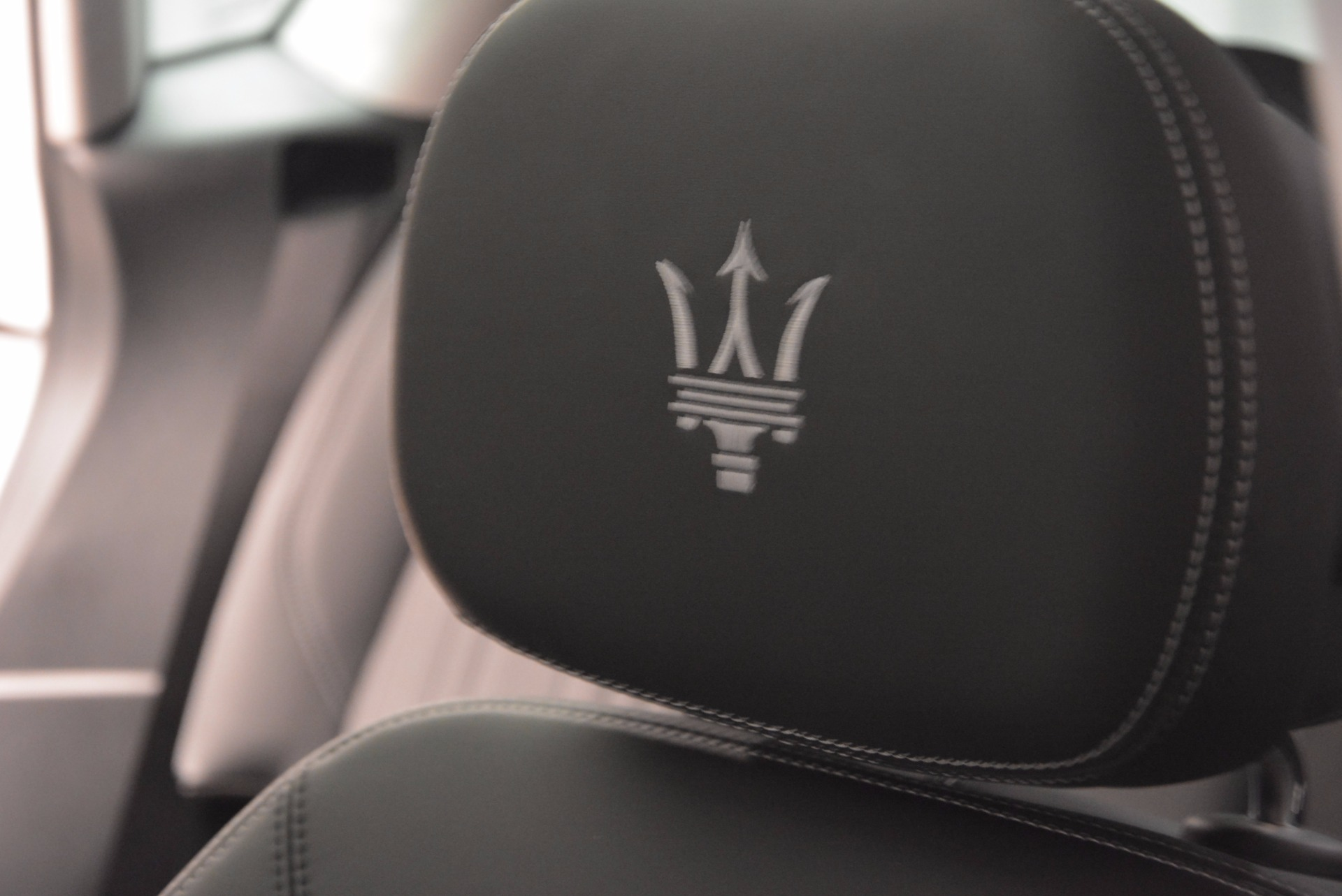 New 2018 Maserati Levante Q4 GranLusso For Sale In Westport, CT 1709_p27