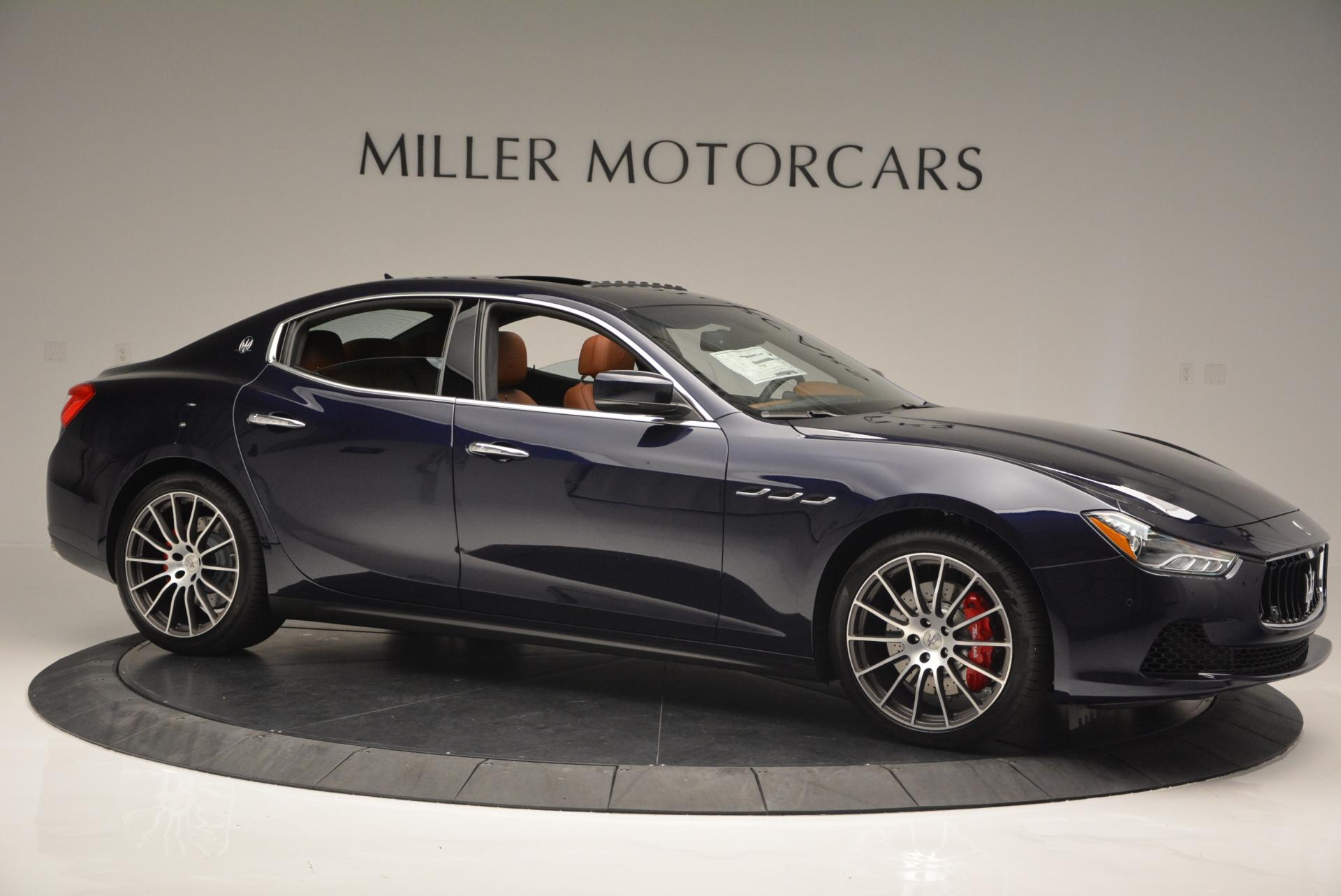 New 2016 Maserati Ghibli S Q4 For Sale In Westport, CT 171_p10