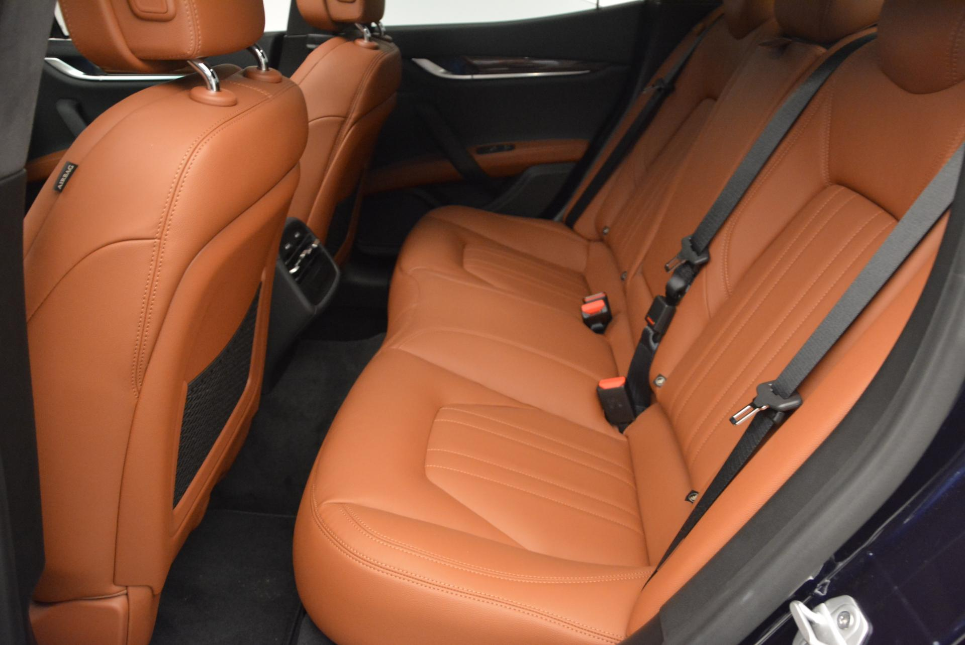 New 2016 Maserati Ghibli S Q4 For Sale In Westport, CT 171_p15