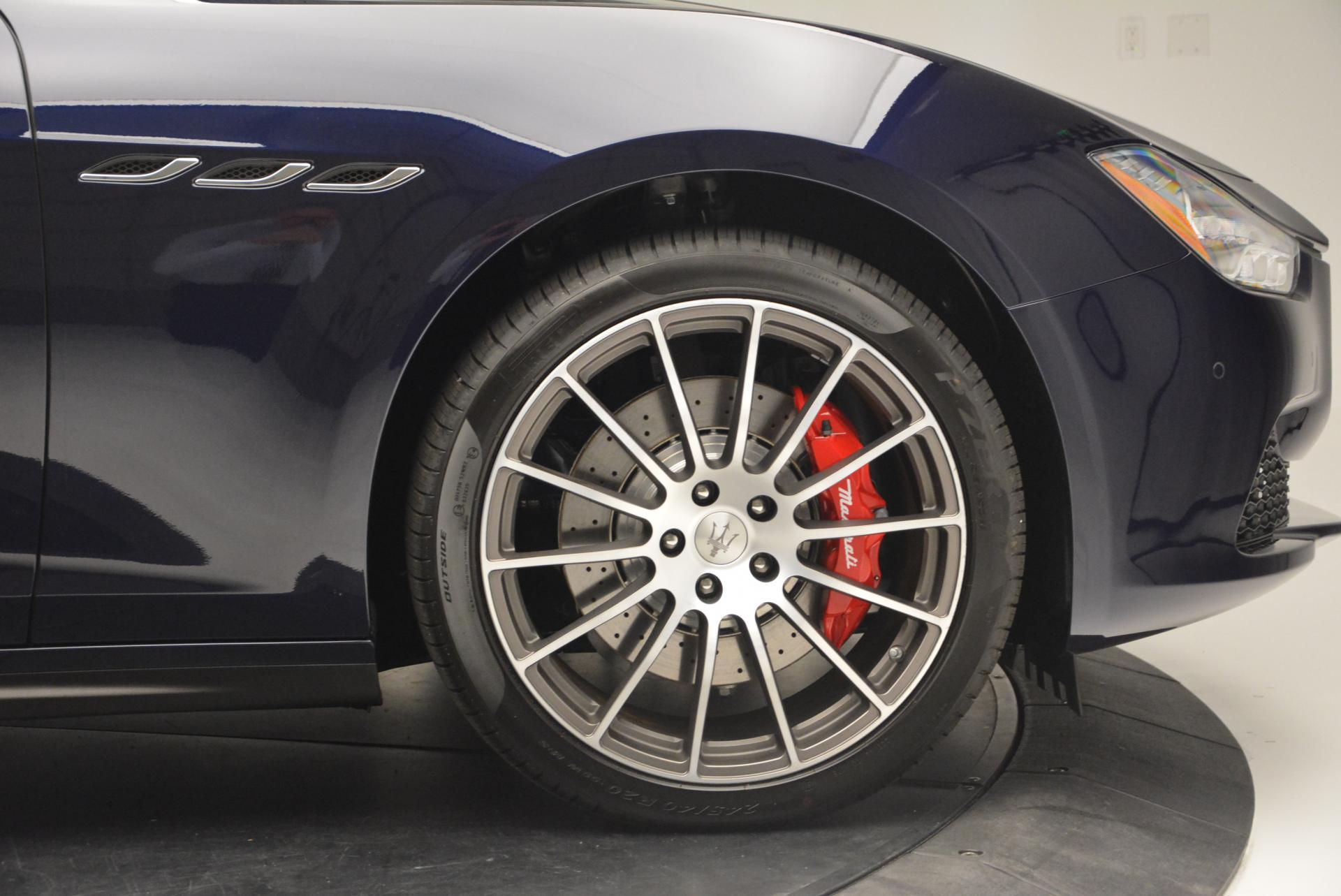 New 2016 Maserati Ghibli S Q4 For Sale In Westport, CT 171_p21