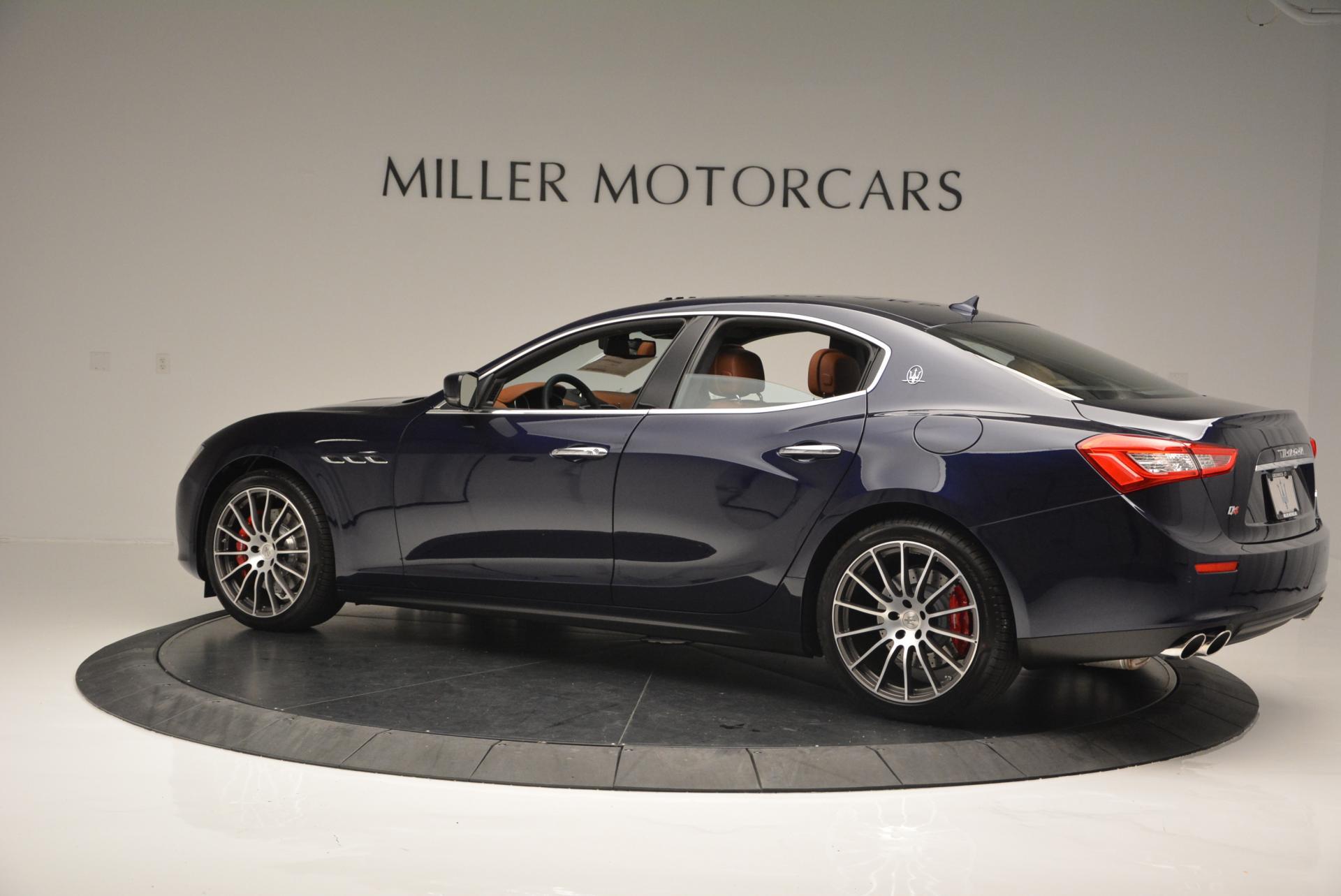 New 2016 Maserati Ghibli S Q4 For Sale In Westport, CT 171_p5