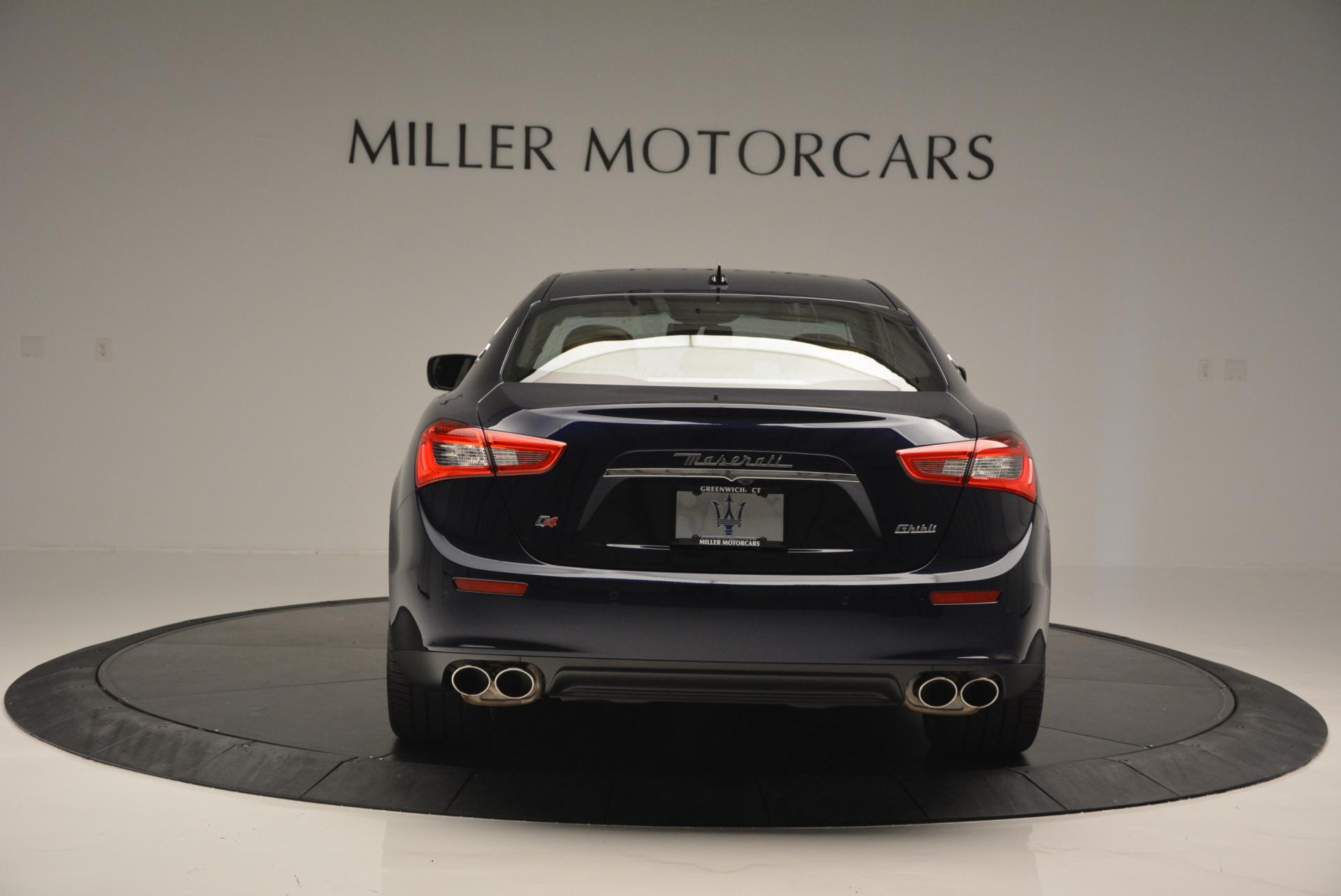 New 2016 Maserati Ghibli S Q4 For Sale In Westport, CT 171_p6