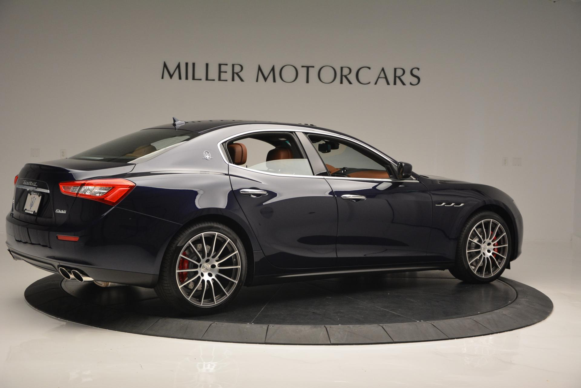 New 2016 Maserati Ghibli S Q4 For Sale In Westport, CT 171_p8
