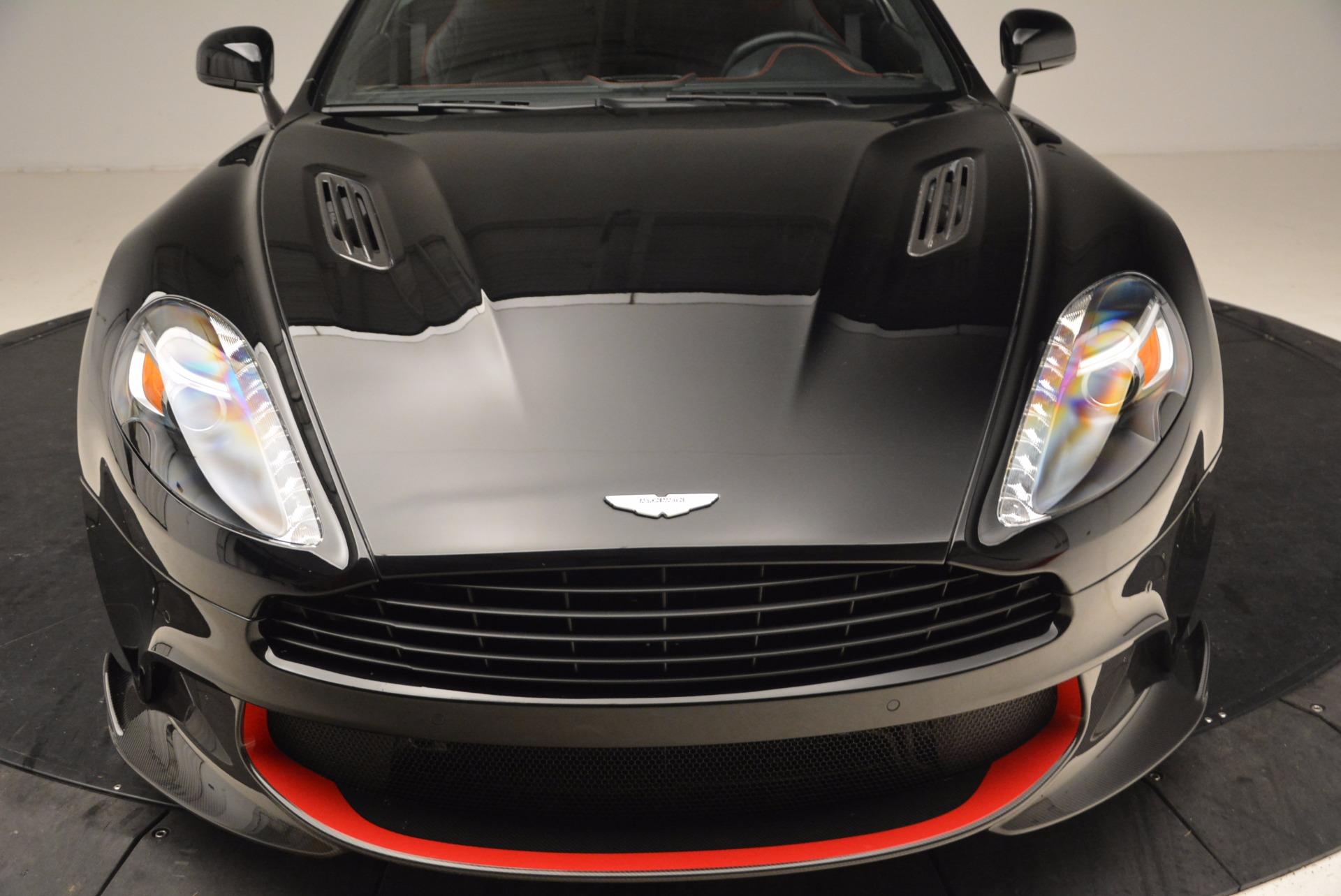 Used 2018 Aston Martin Vanquish S  For Sale In Westport, CT 1710_p19