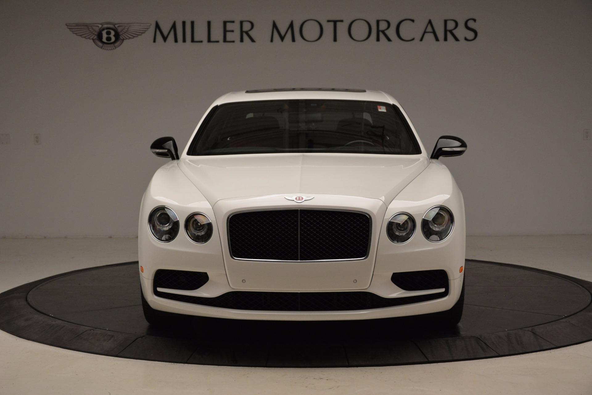 New 2017 Bentley Flying Spur V8 S For Sale In Westport, CT 1711_p13