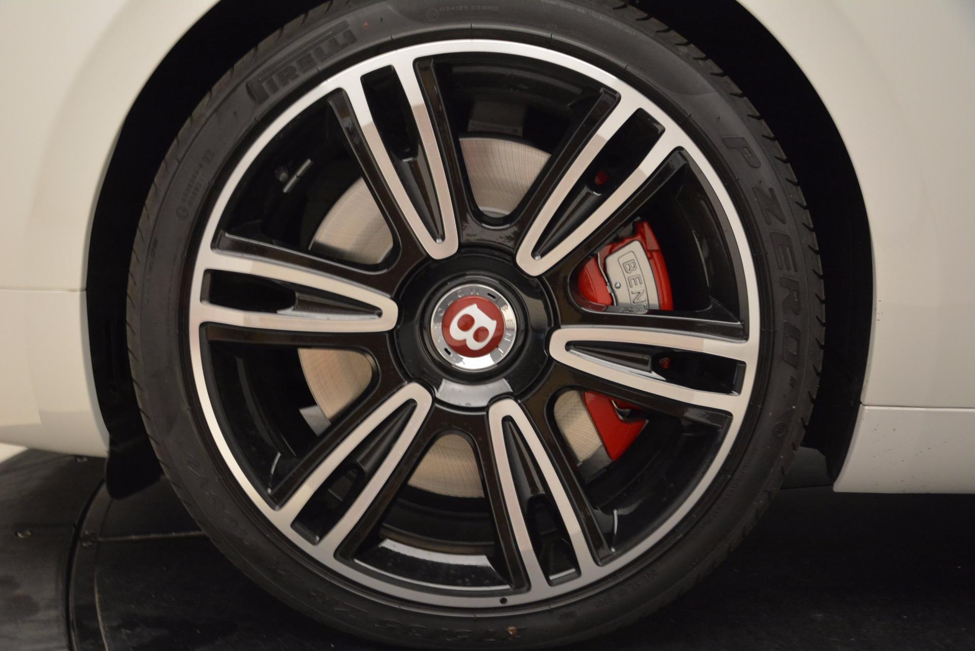 New 2017 Bentley Flying Spur V8 S For Sale In Westport, CT 1711_p17