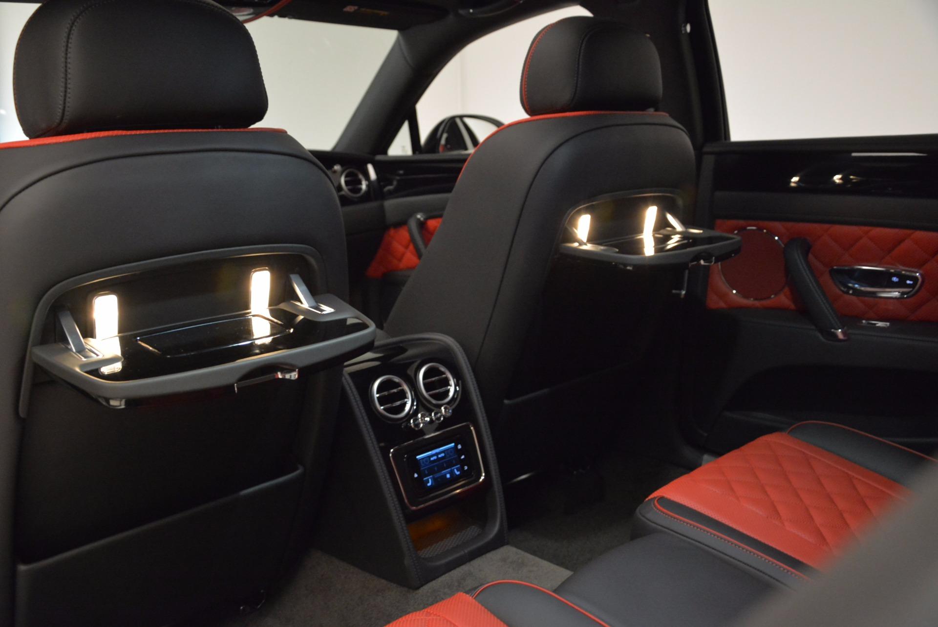 New 2017 Bentley Flying Spur V8 S For Sale In Westport, CT 1711_p23