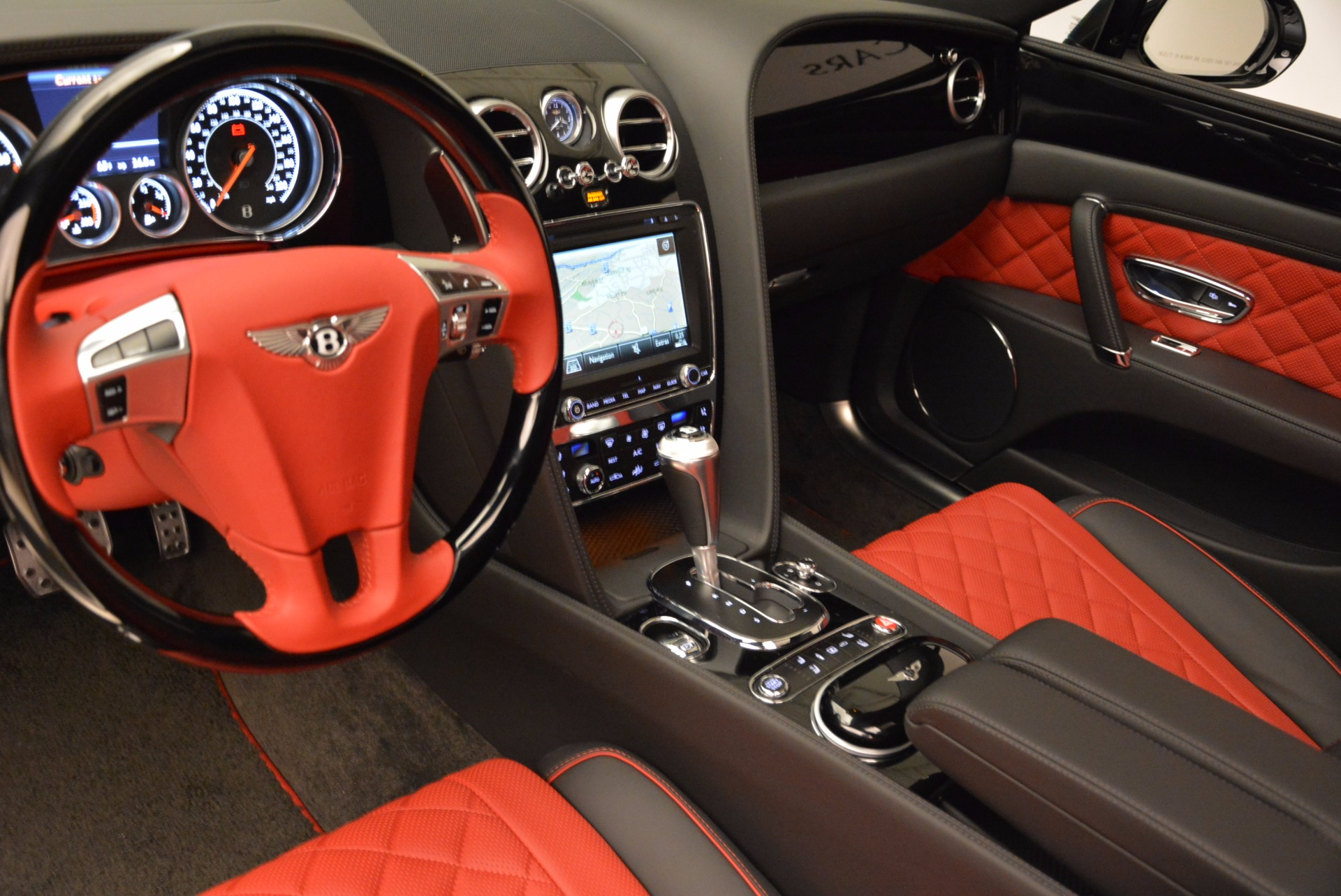 New 2017 Bentley Flying Spur V8 S For Sale In Westport, CT 1711_p28