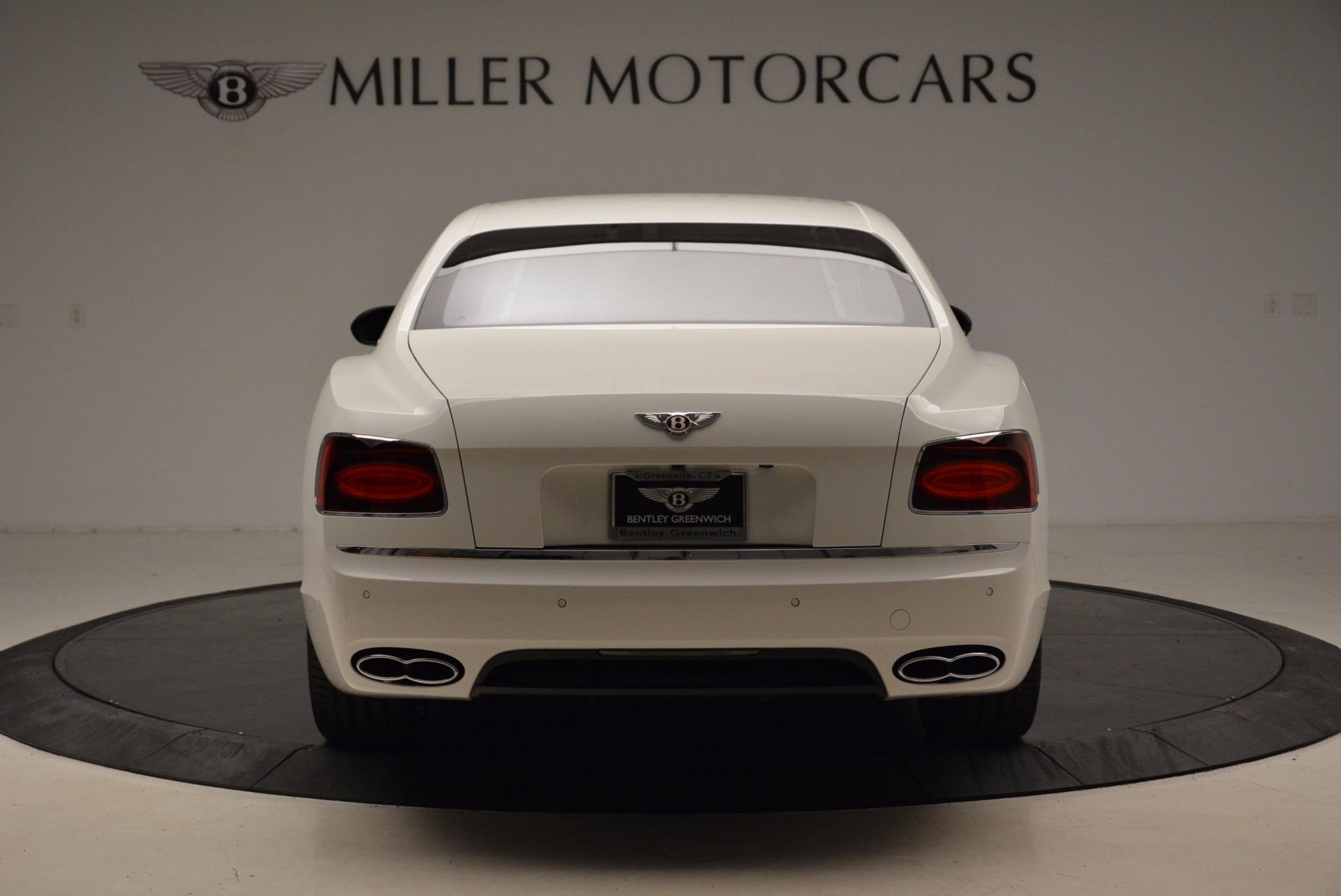 New 2017 Bentley Flying Spur V8 S For Sale In Westport, CT 1711_p7