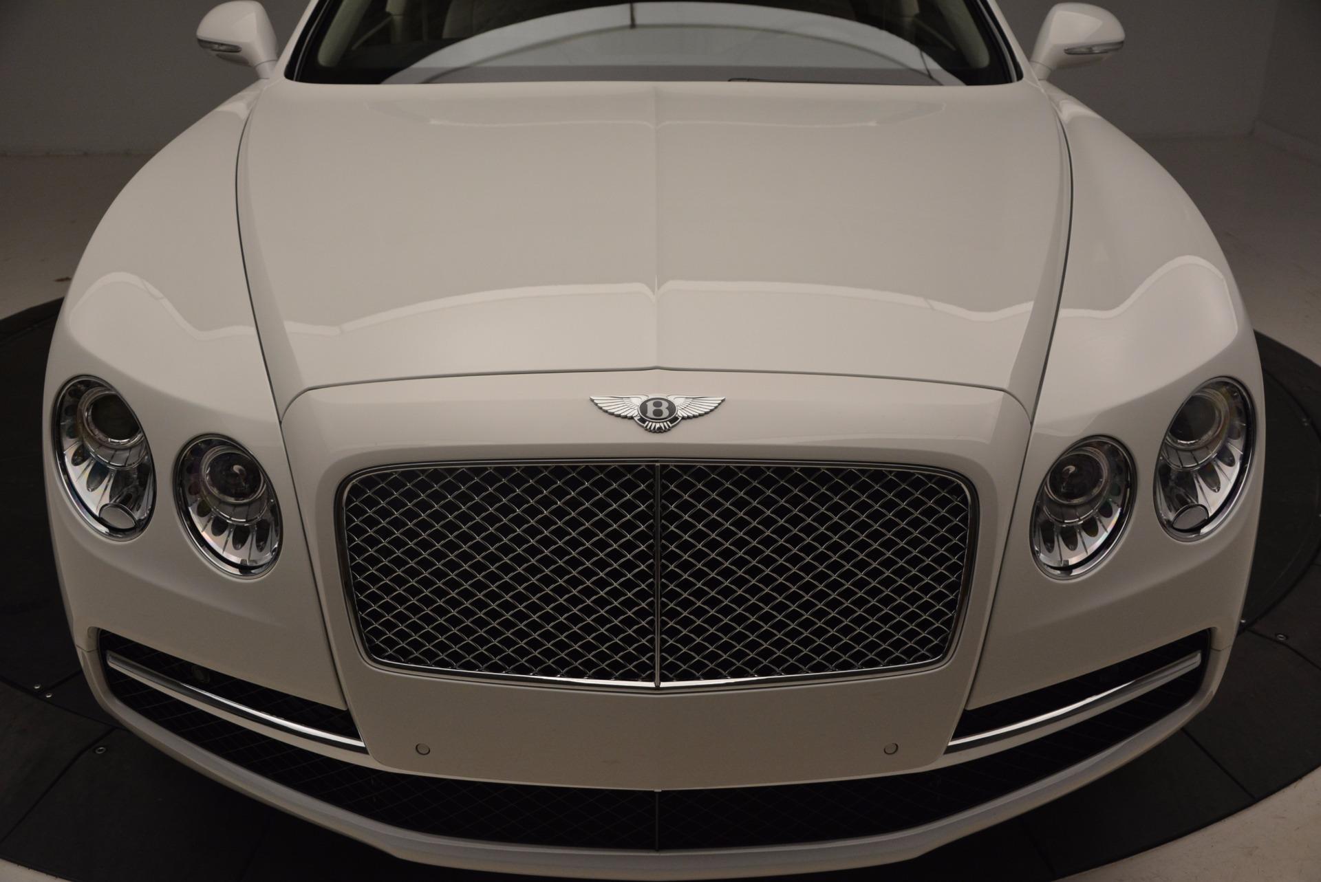 New 2017 Bentley Flying Spur W12 For Sale In Westport, CT 1712_p14