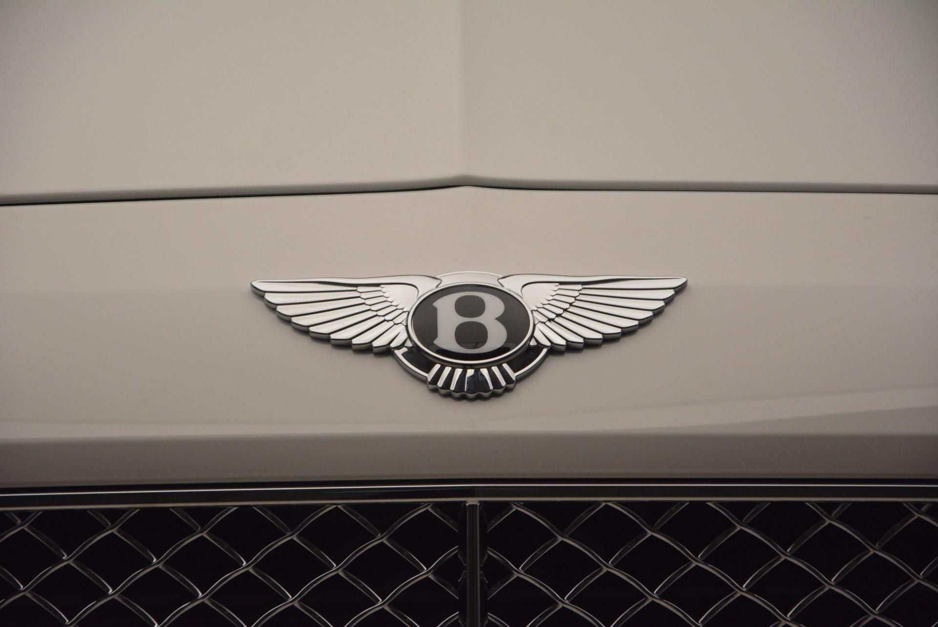New 2017 Bentley Flying Spur W12 For Sale In Westport, CT 1712_p15