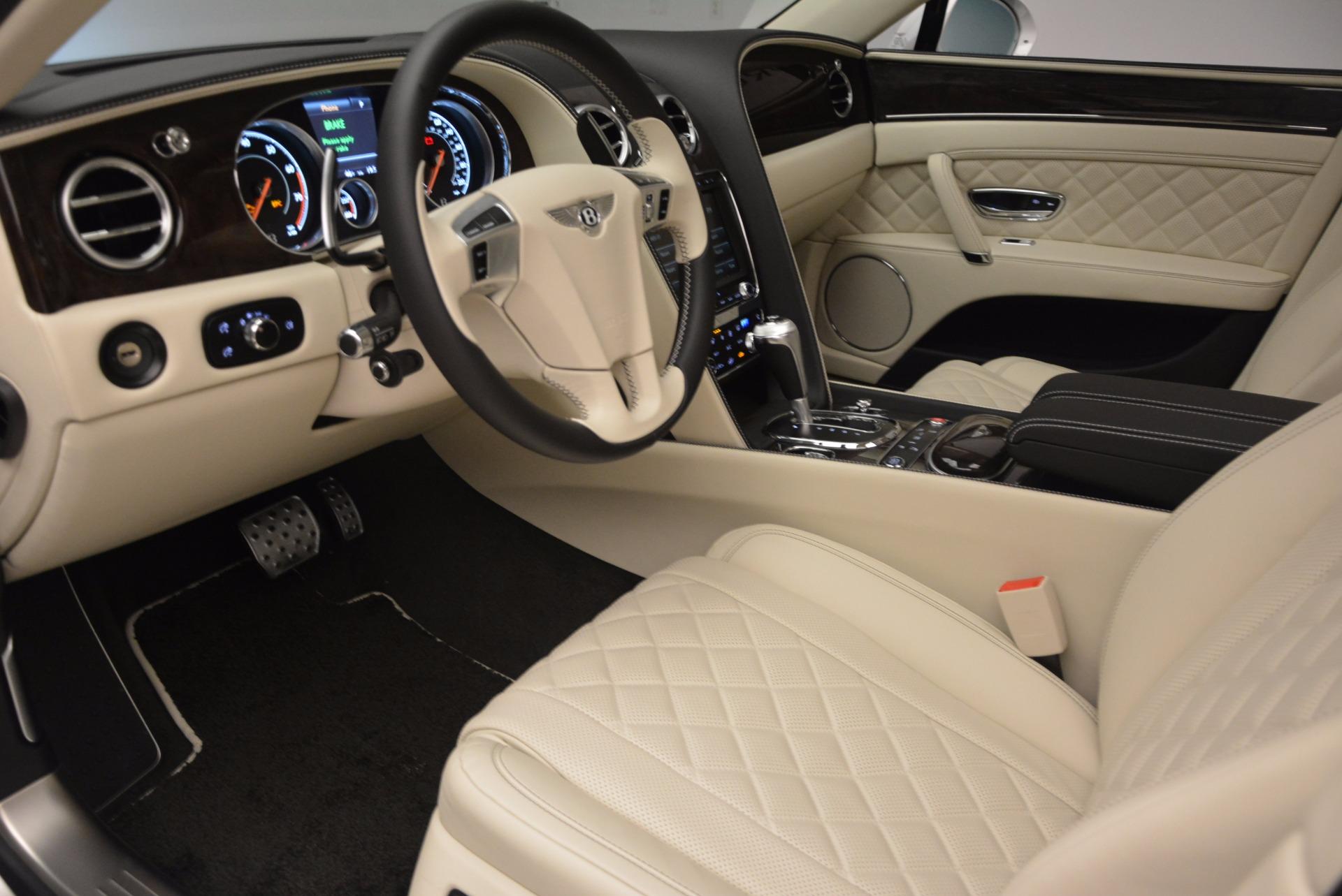 New 2017 Bentley Flying Spur W12 For Sale In Westport, CT 1712_p23