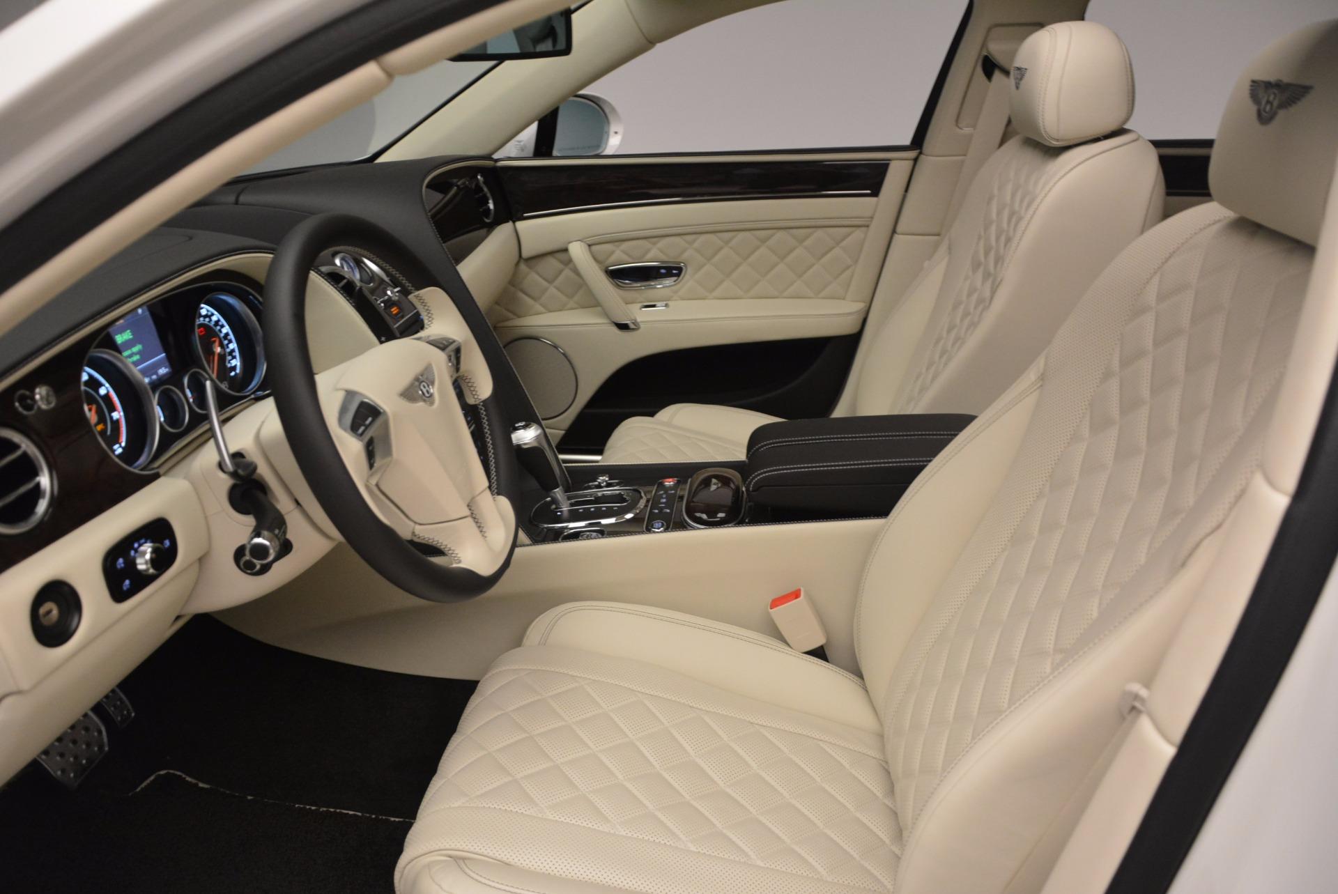 New 2017 Bentley Flying Spur W12 For Sale In Westport, CT 1712_p24