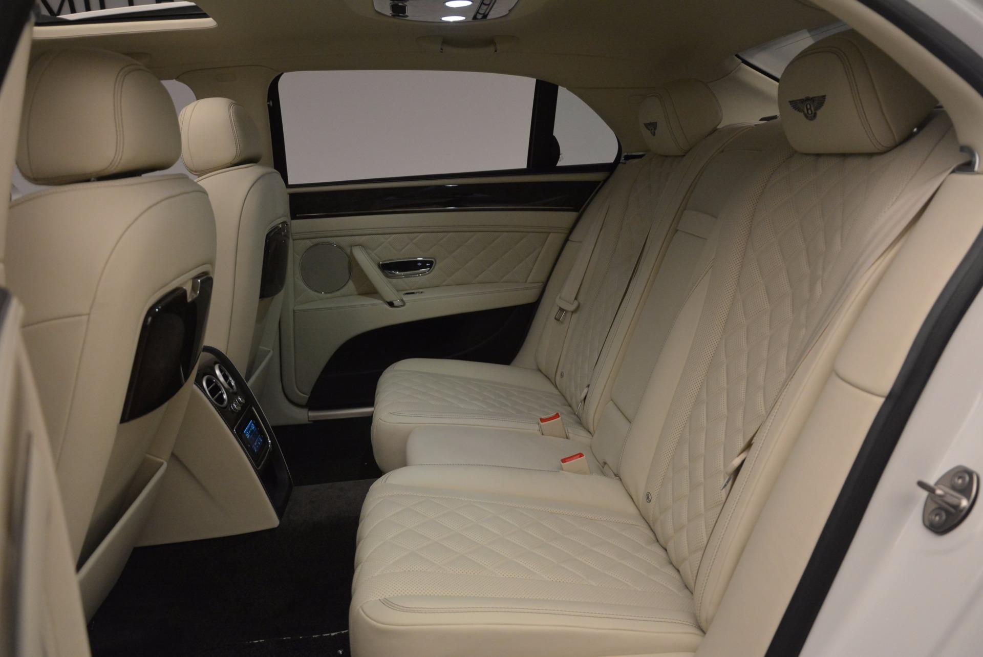 New 2017 Bentley Flying Spur W12 For Sale In Westport, CT 1712_p33