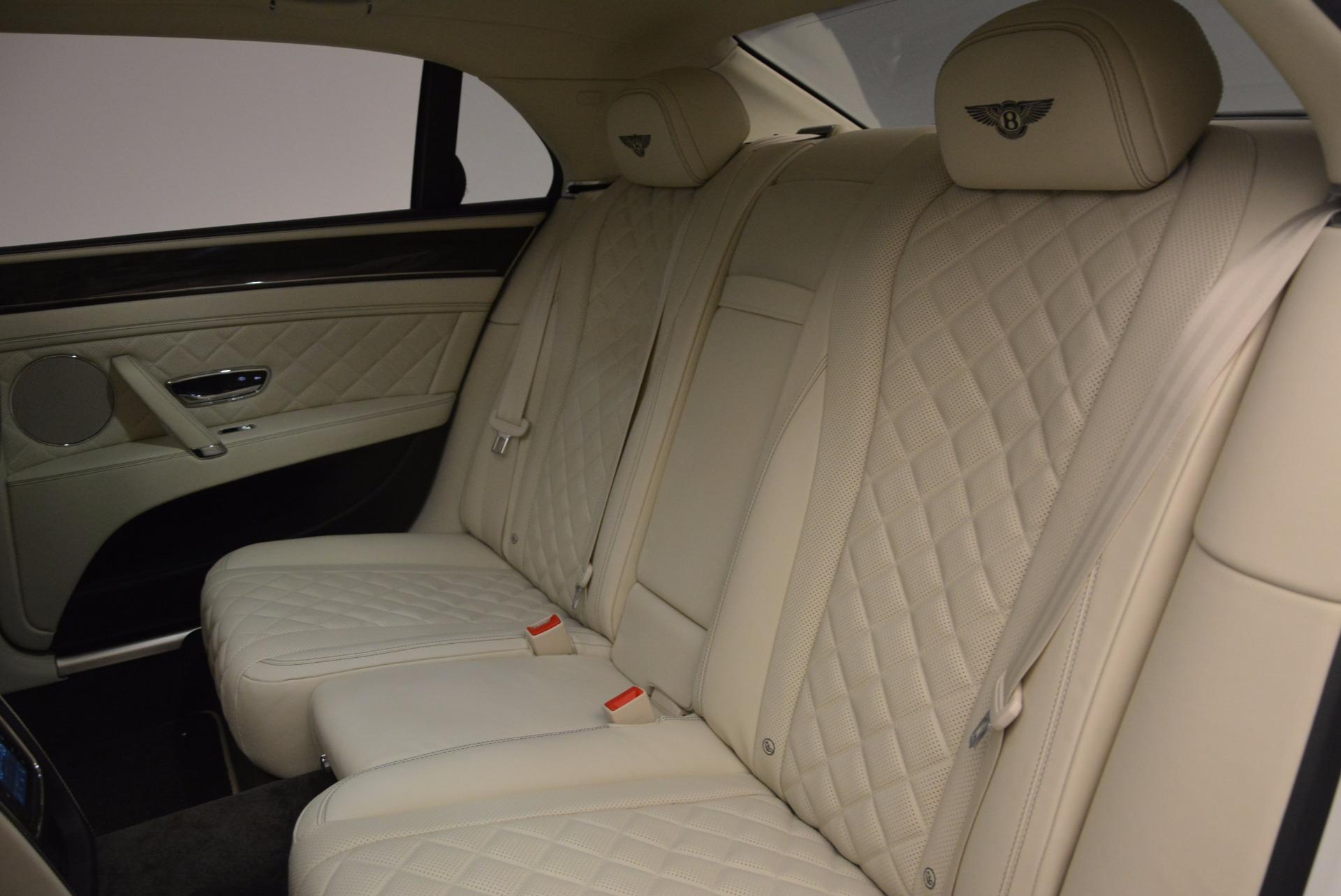 New 2017 Bentley Flying Spur W12 For Sale In Westport, CT 1712_p35
