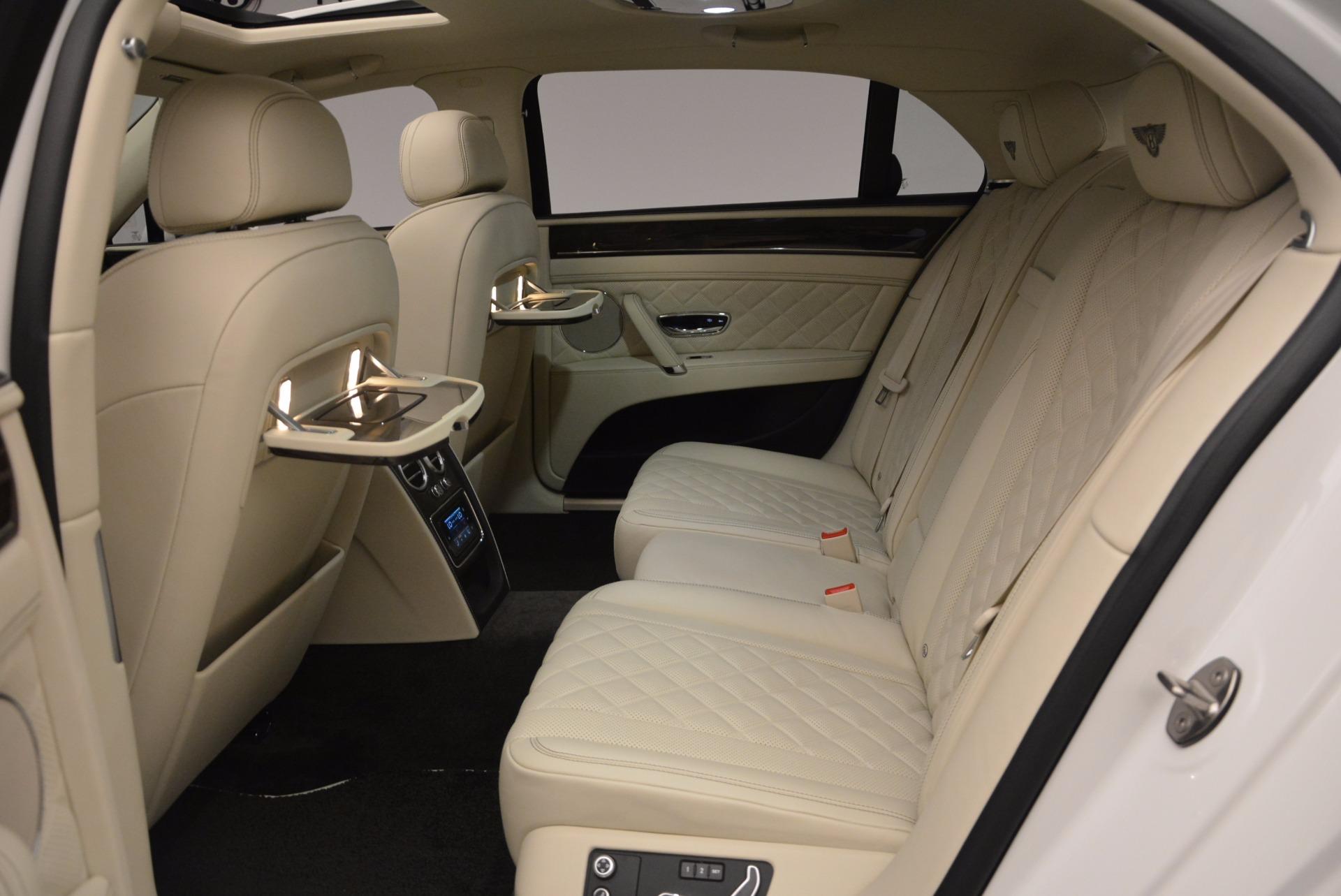 New 2017 Bentley Flying Spur W12 For Sale In Westport, CT 1712_p38
