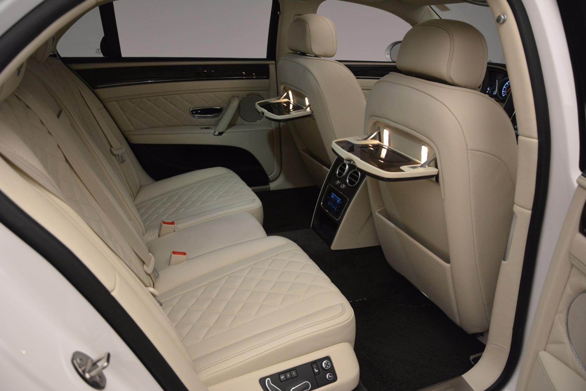 New 2017 Bentley Flying Spur W12 For Sale In Westport, CT 1712_p44