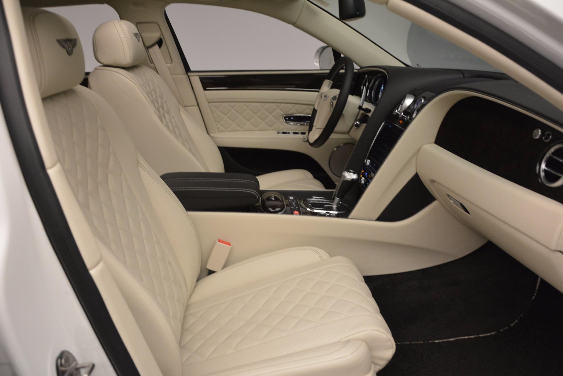 New 2017 Bentley Flying Spur W12 For Sale In Westport, CT 1712_p47