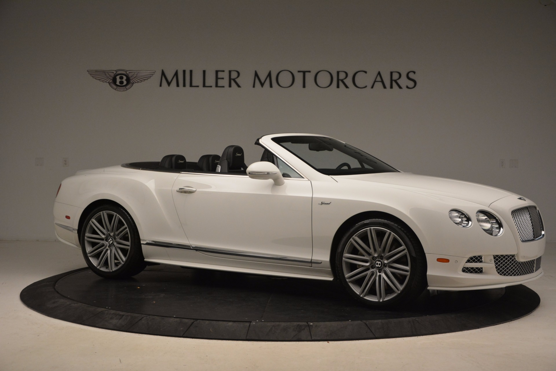 Used 2015 Bentley Continental GT Speed For Sale In Westport, CT 1714_p10