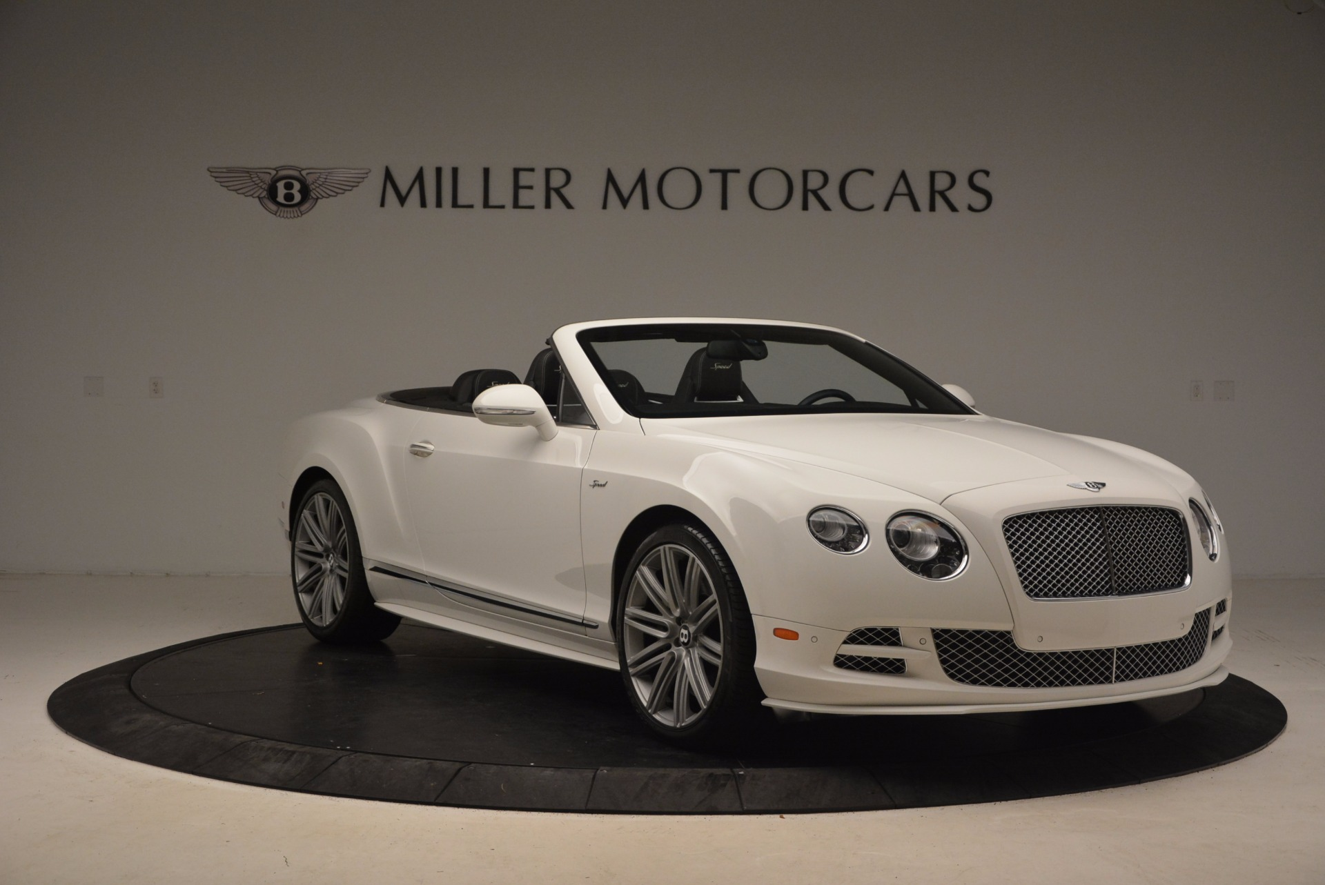 Used 2015 Bentley Continental GT Speed For Sale In Westport, CT 1714_p11