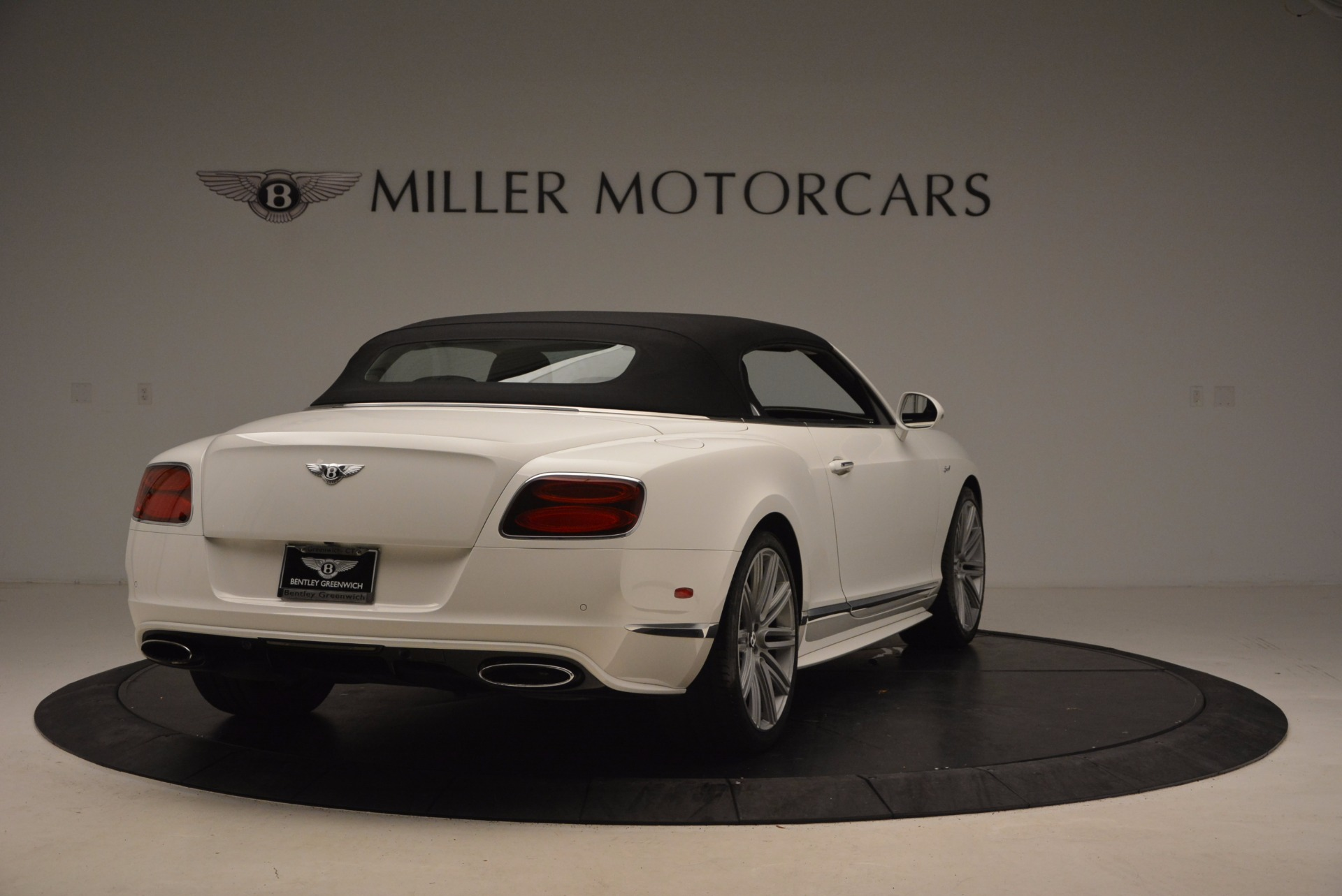 Used 2015 Bentley Continental GT Speed For Sale In Westport, CT 1714_p19