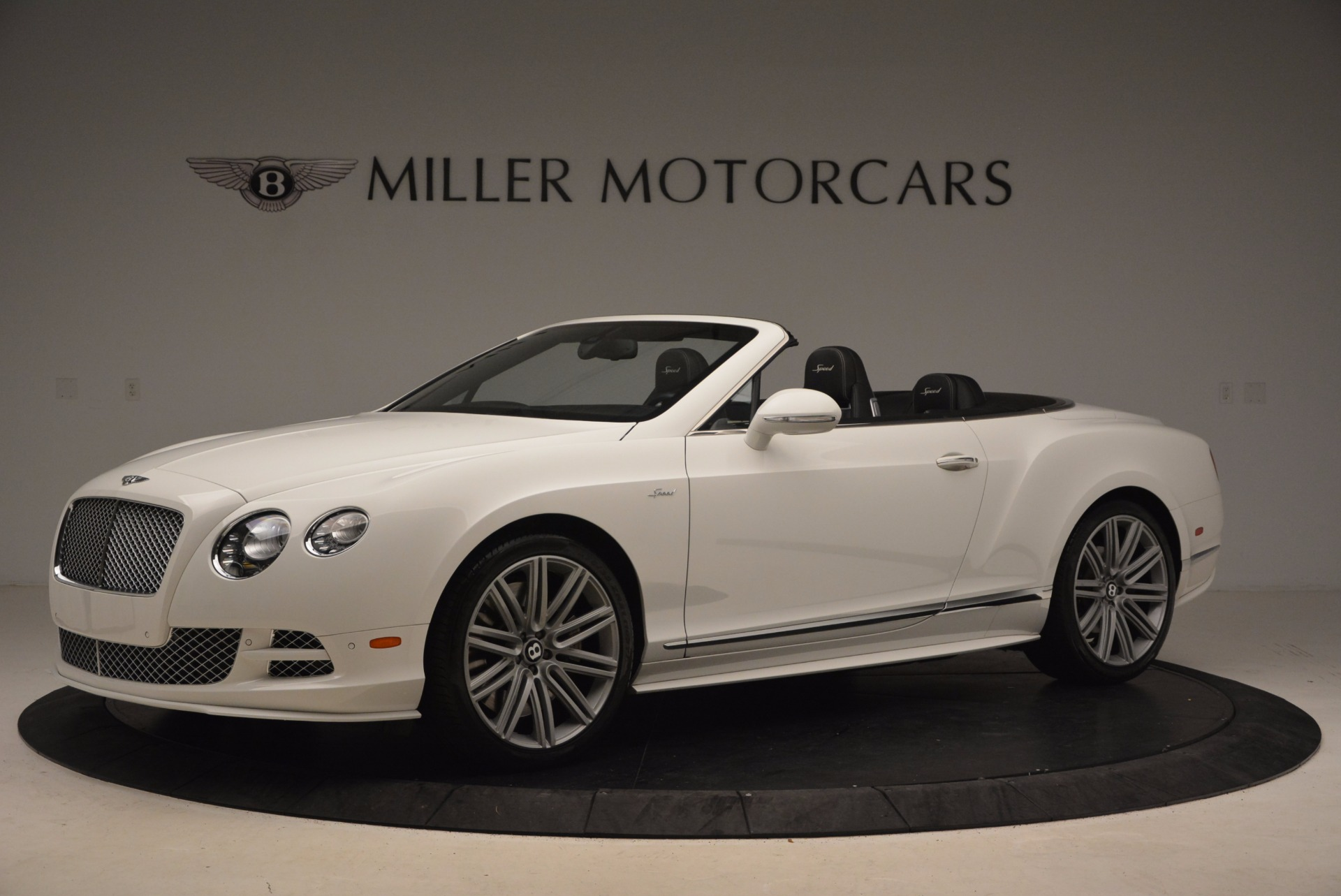 Used 2015 Bentley Continental GT Speed For Sale In Westport, CT 1714_p2