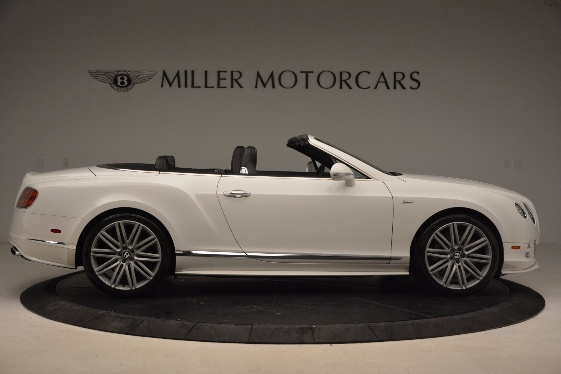 Used 2015 Bentley Continental GT Speed For Sale In Westport, CT 1714_p9
