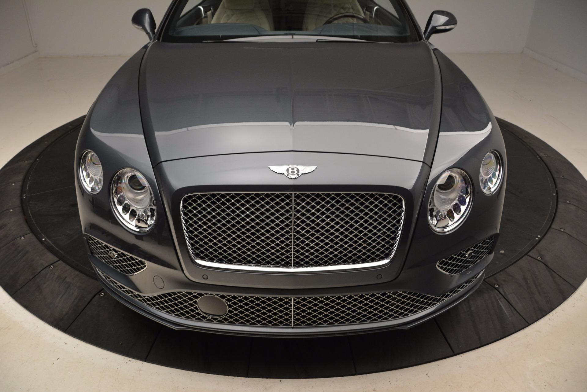 New 2017 Bentley Continental GT Speed For Sale In Westport, CT 1715_p13