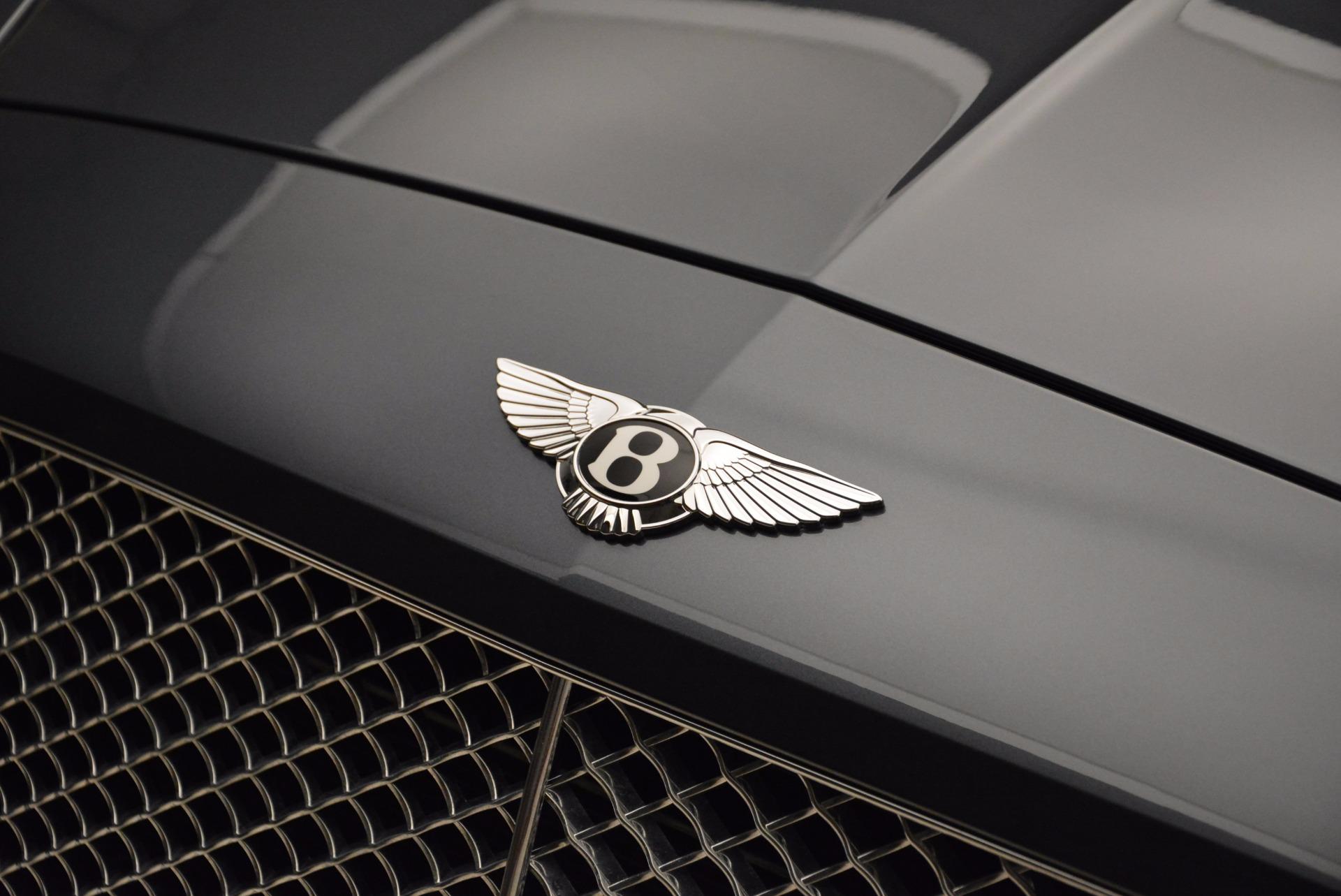 New 2017 Bentley Continental GT Speed For Sale In Westport, CT 1715_p15
