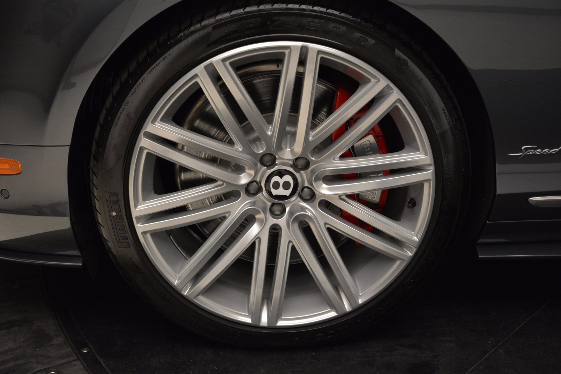 New 2017 Bentley Continental GT Speed For Sale In Westport, CT 1715_p16