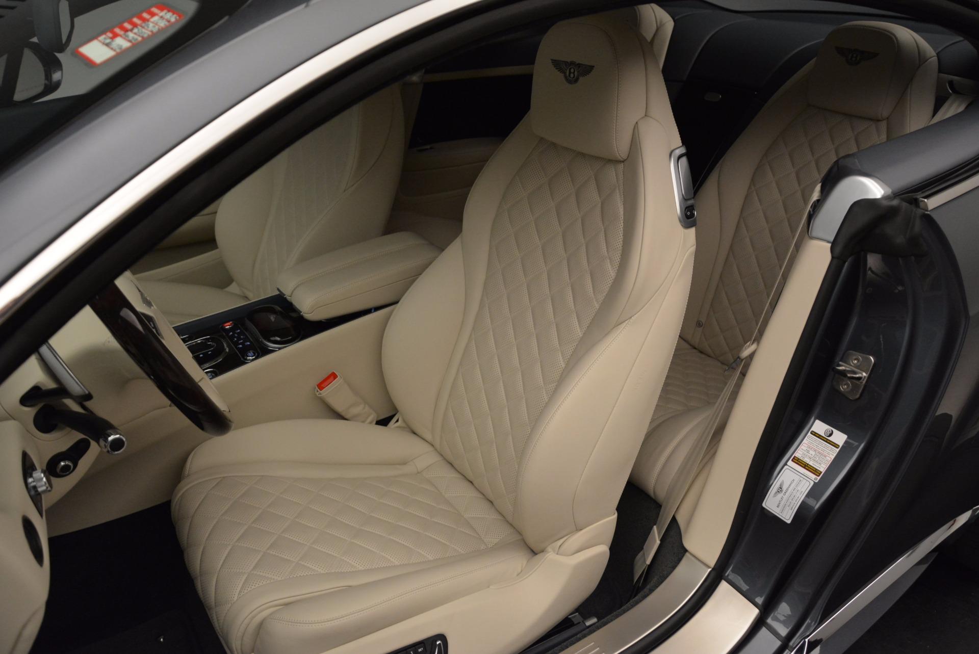 New 2017 Bentley Continental GT Speed For Sale In Westport, CT 1715_p19