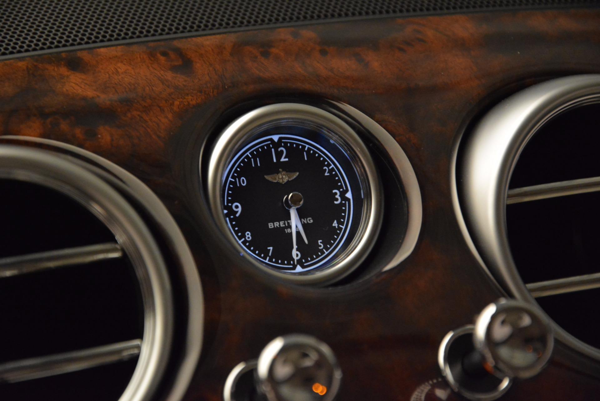 New 2017 Bentley Continental GT Speed For Sale In Westport, CT 1715_p20