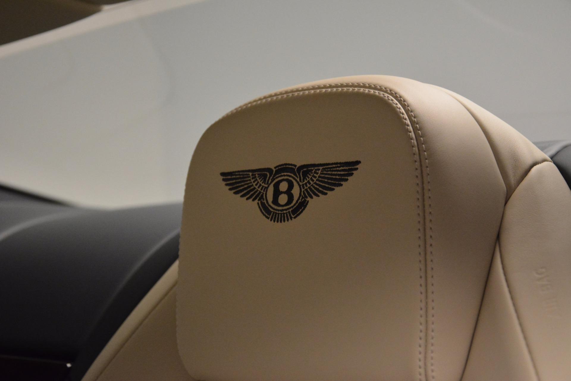 New 2017 Bentley Continental GT Speed For Sale In Westport, CT 1715_p22