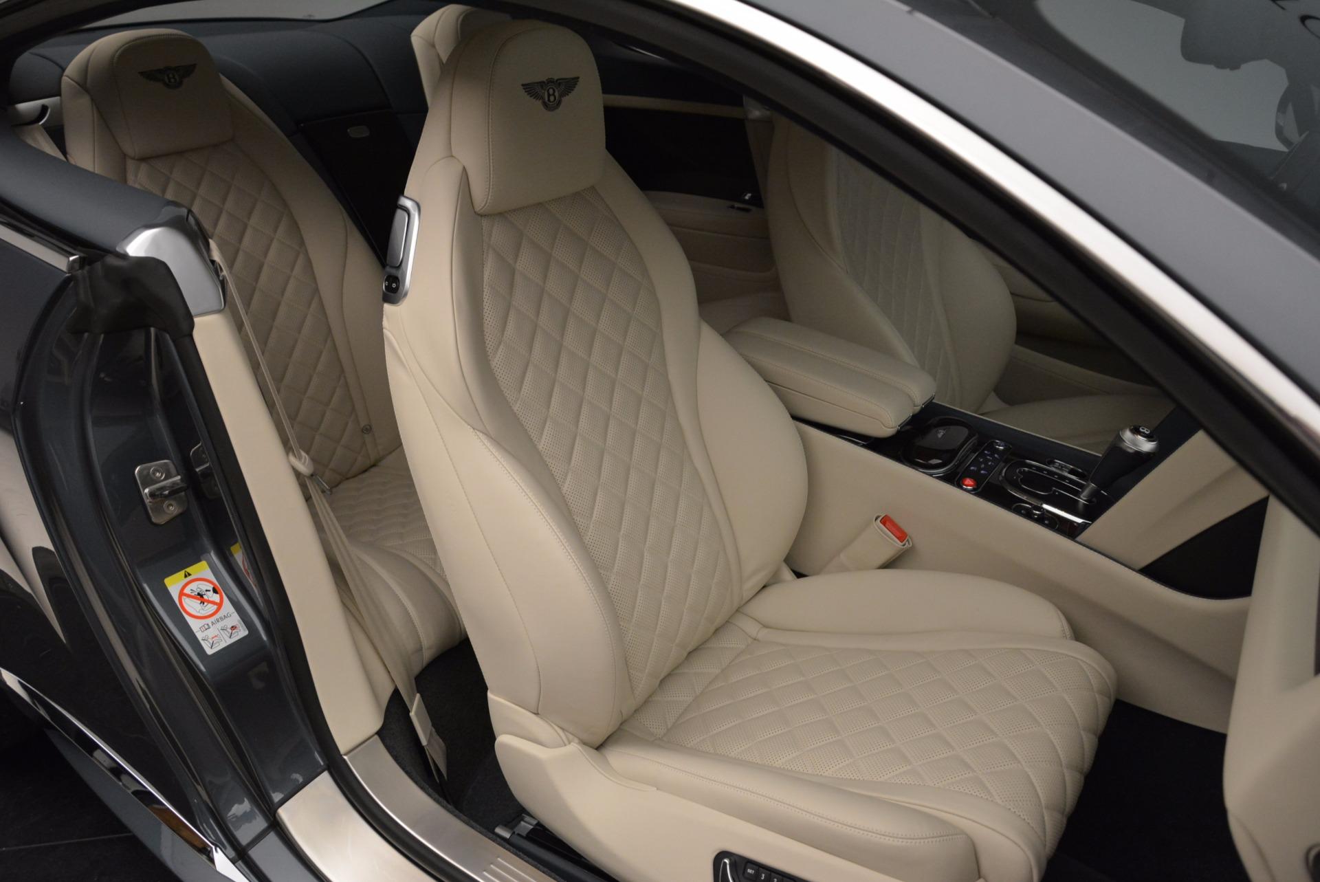 New 2017 Bentley Continental GT Speed For Sale In Westport, CT 1715_p25