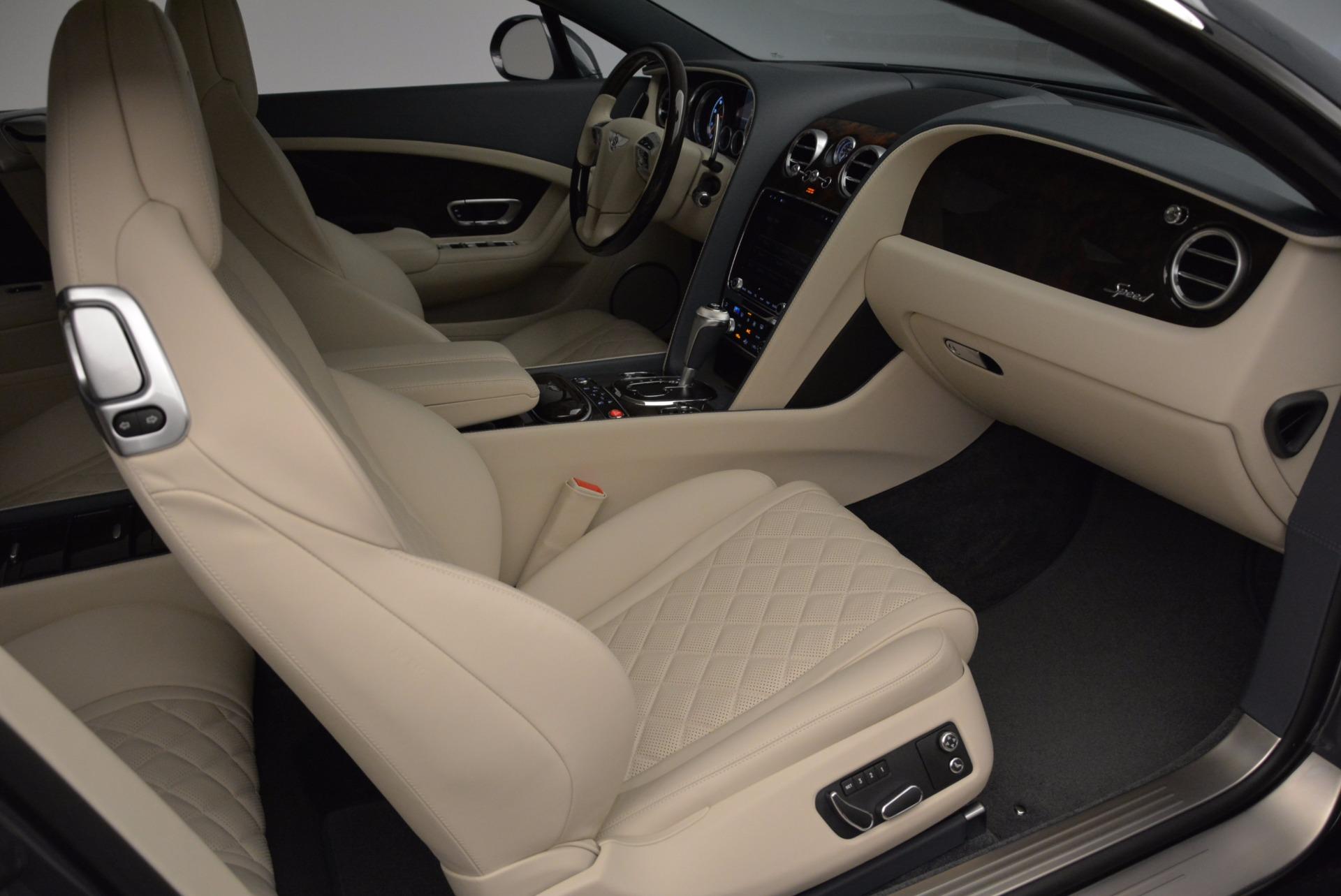 New 2017 Bentley Continental GT Speed For Sale In Westport, CT 1715_p26