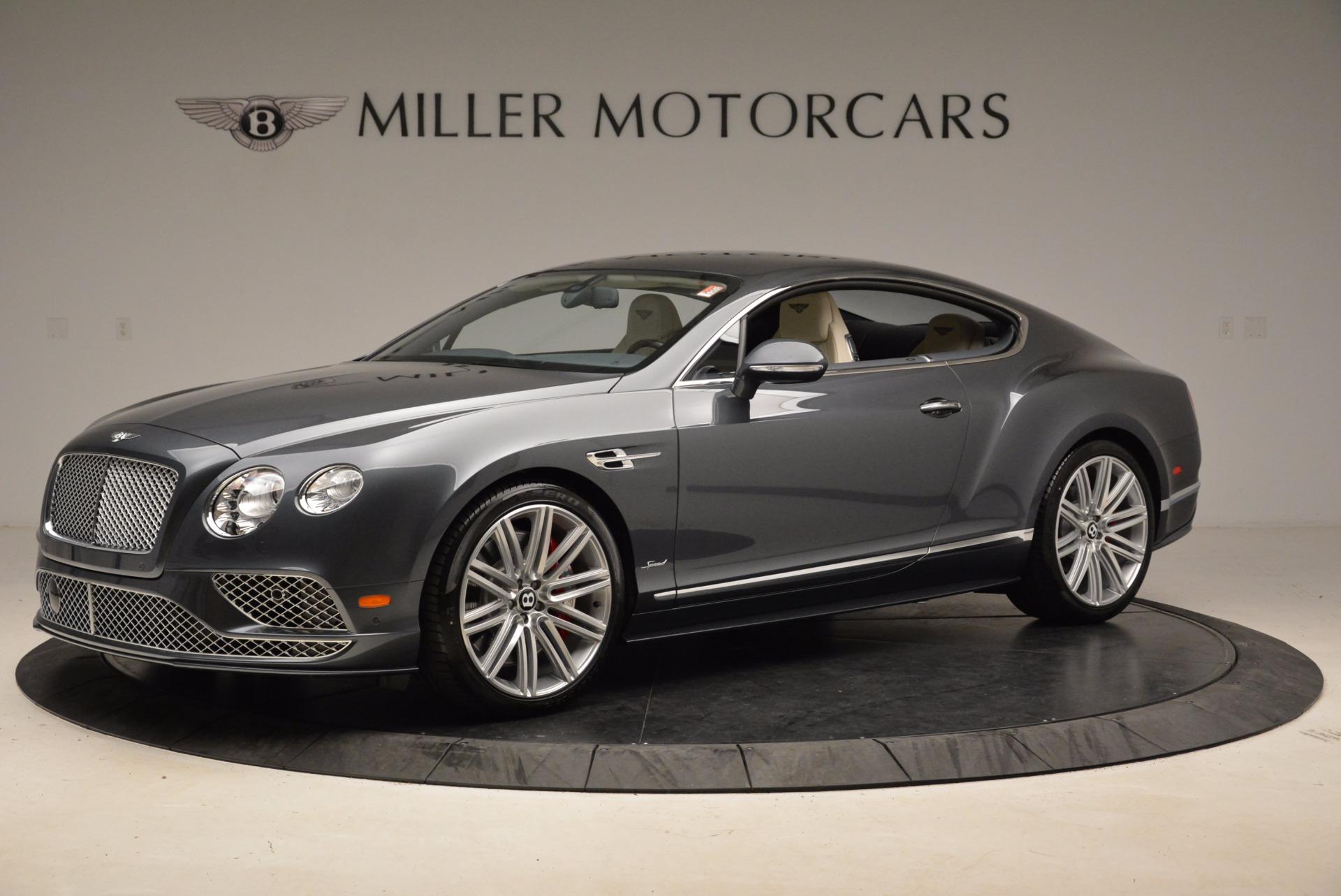 New 2017 Bentley Continental GT Speed For Sale In Westport, CT 1715_p2