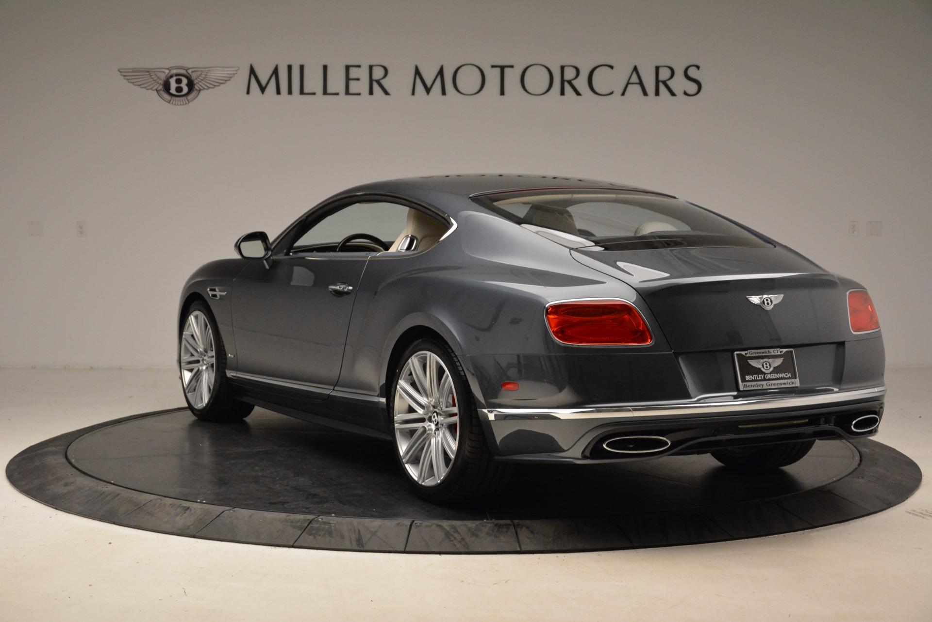 New 2017 Bentley Continental GT Speed For Sale In Westport, CT 1715_p5