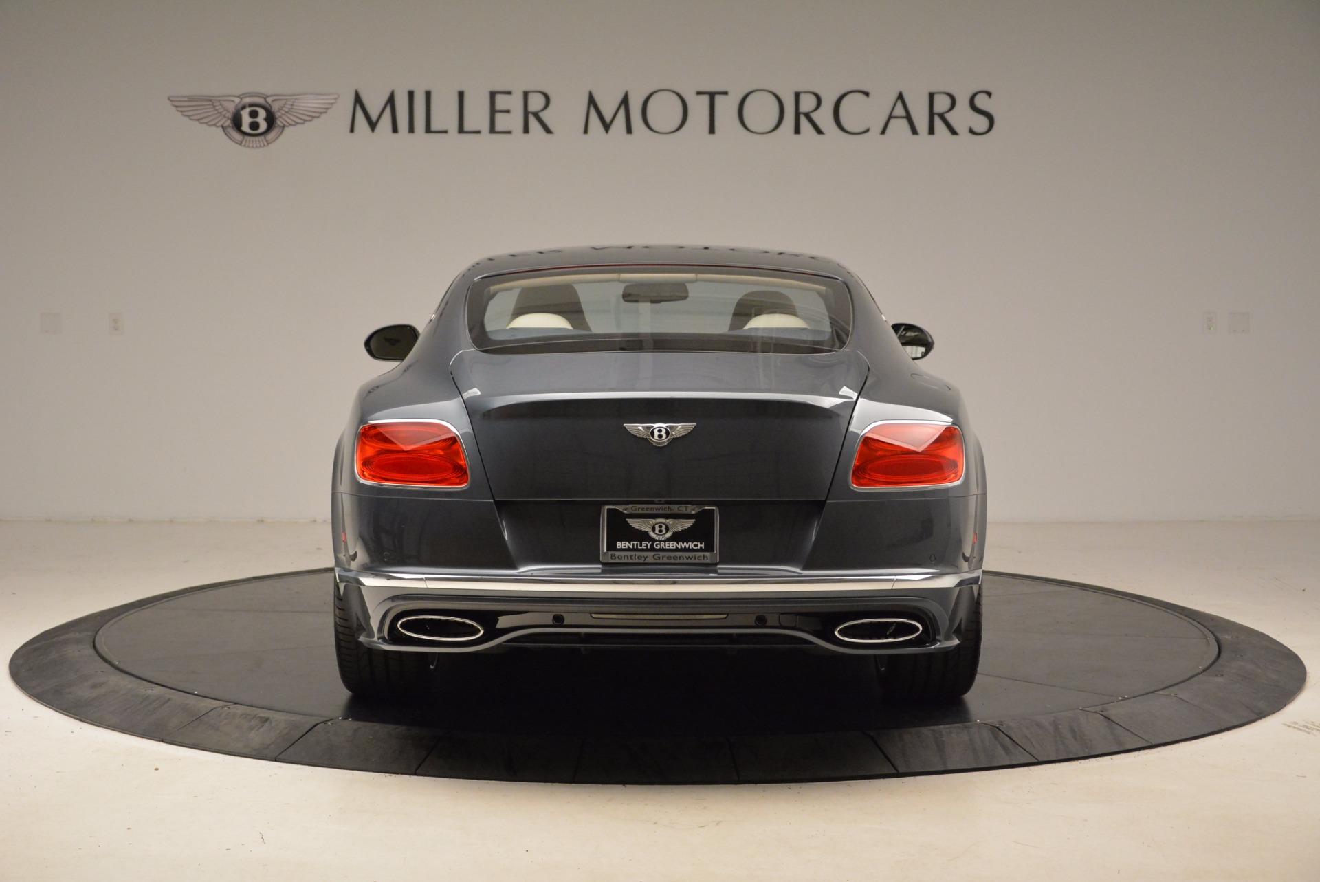 New 2017 Bentley Continental GT Speed For Sale In Westport, CT 1715_p6