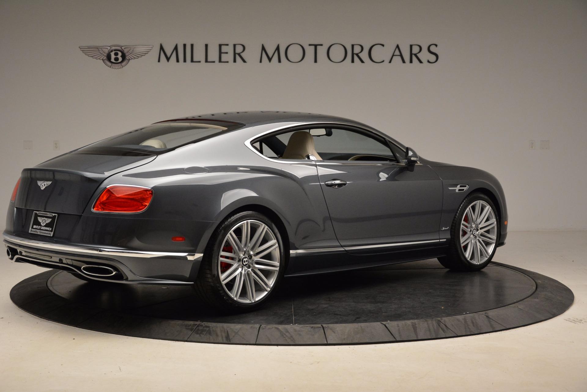 New 2017 Bentley Continental GT Speed For Sale In Westport, CT 1715_p8