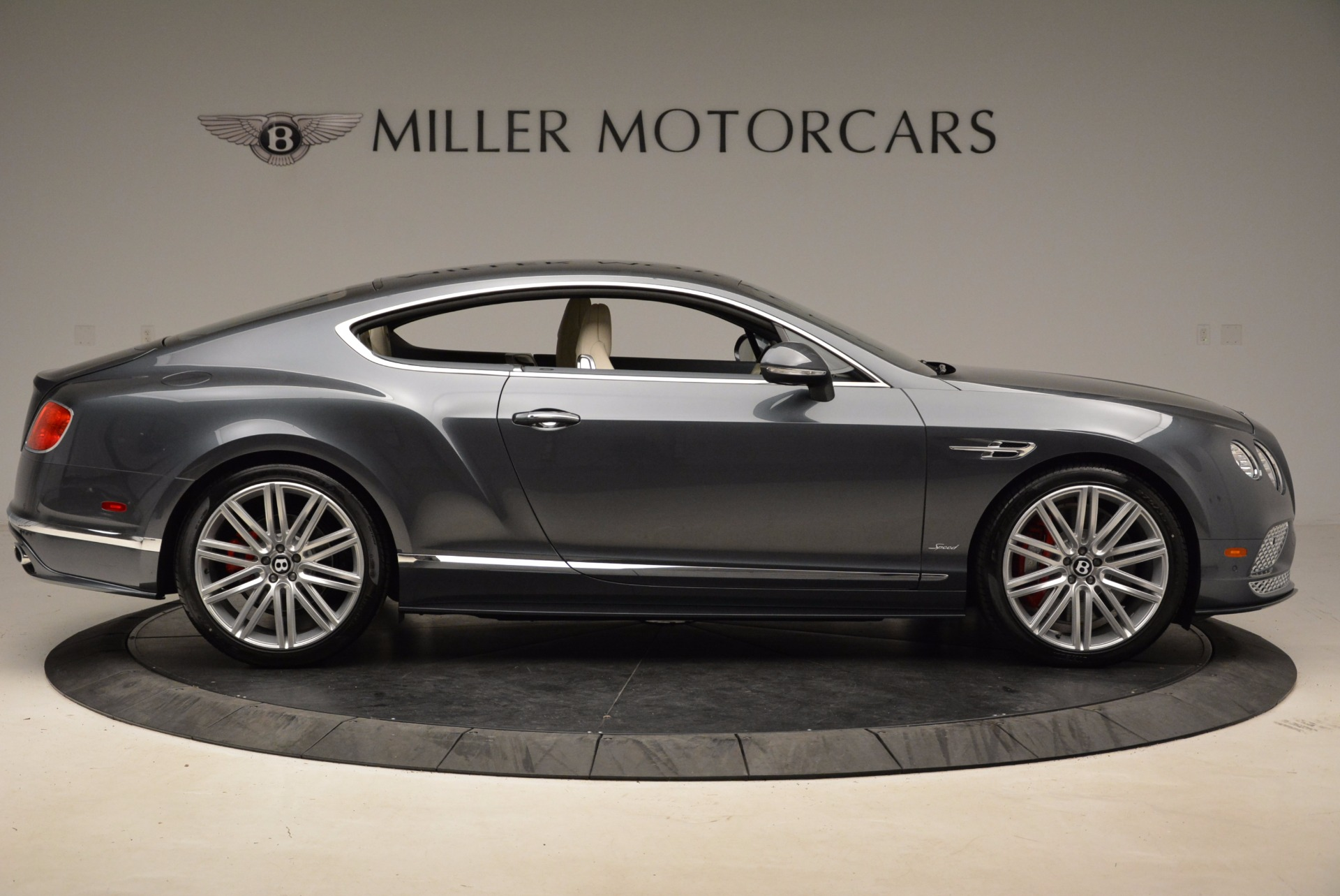 New 2017 Bentley Continental GT Speed For Sale In Westport, CT 1715_p9