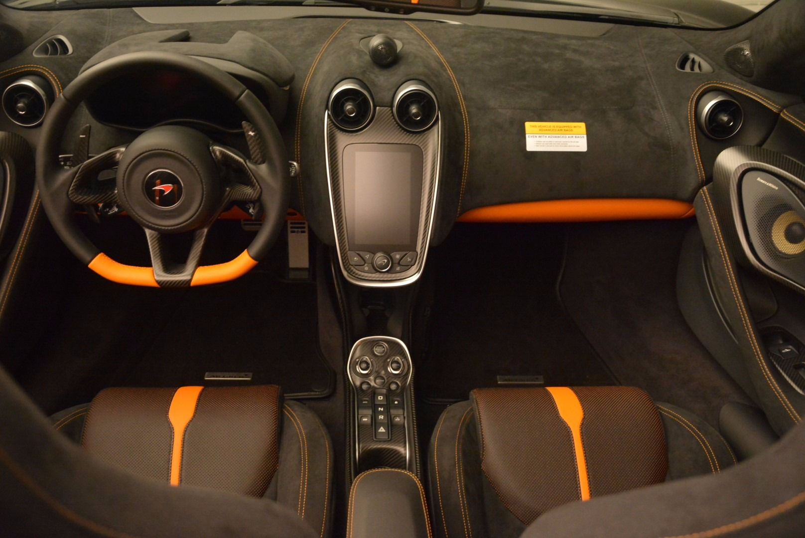Used 2018 McLaren 570S Spider For Sale In Westport, CT 1716_p24